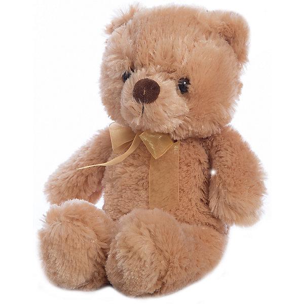 Мягкая игрушка Медведь, 32 см, AURORAМягкие игрушки животные<br>Милый плюшевый мишка станет любимой игрушкой Вашего ребенка, ведь он невероятно мягкий и красивый!<br><br>Дополнительная информация:<br><br>- Возраст: от 3 лет.<br>- Материал: 100% плюш.<br>- Цвет: коричневый.<br>- Высота игрушки: 32 см.<br><br>Купить игрушку Медведя можно в нашем магазине.<br>Ширина мм: 110; Глубина мм: 120; Высота мм: 150; Вес г: 185; Возраст от месяцев: 36; Возраст до месяцев: 120; Пол: Унисекс; Возраст: Детский; SKU: 4929022;