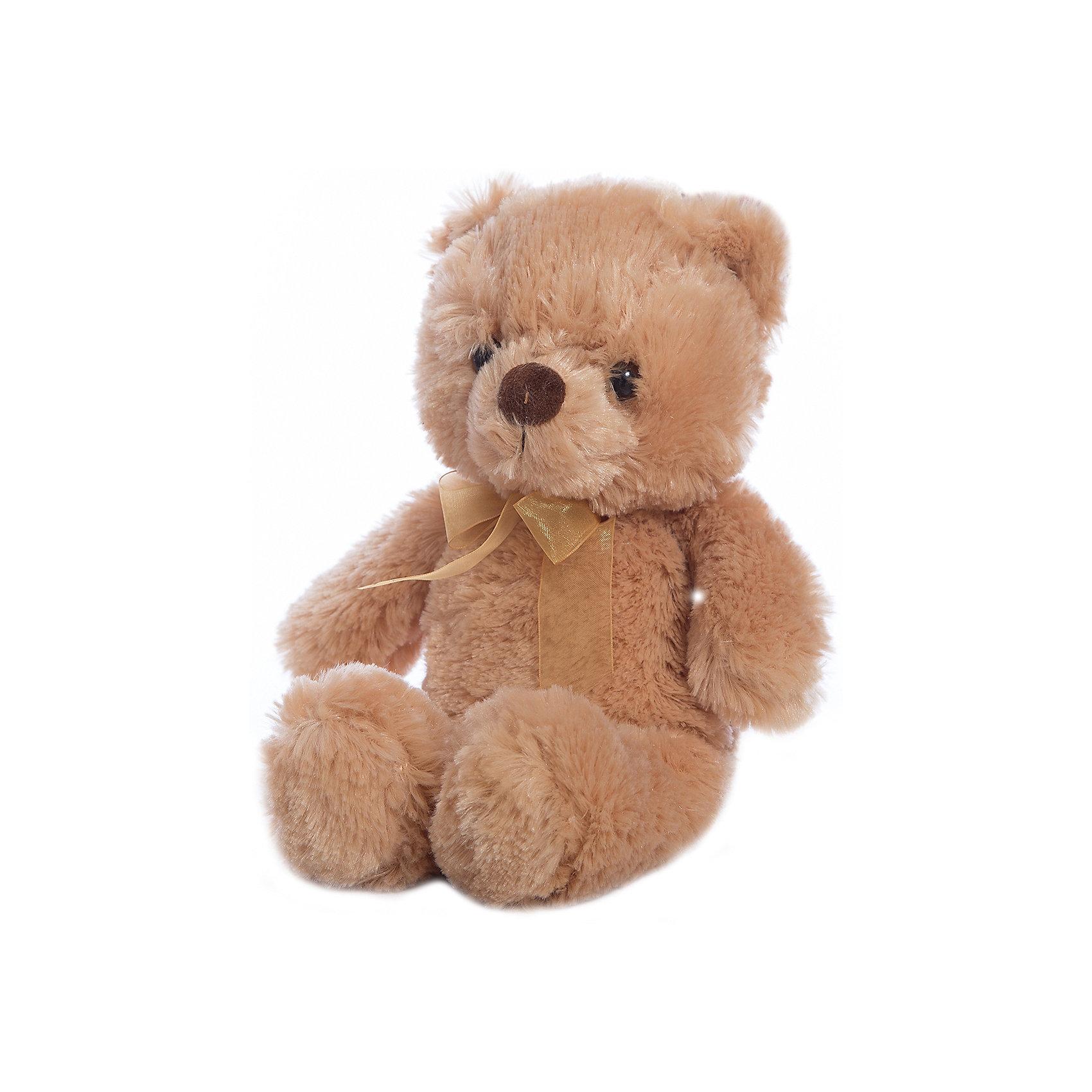 Мягкая игрушка Медведь, 32 см, AURORAМедвежата<br>Милый плюшевый мишка станет любимой игрушкой Вашего ребенка, ведь он невероятно мягкий и красивый!<br><br>Дополнительная информация:<br><br>- Возраст: от 3 лет.<br>- Материал: 100% плюш.<br>- Цвет: коричневый.<br>- Высота игрушки: 32 см.<br><br>Купить игрушку Медведя можно в нашем магазине.<br><br>Ширина мм: 110<br>Глубина мм: 120<br>Высота мм: 150<br>Вес г: 185<br>Возраст от месяцев: 36<br>Возраст до месяцев: 120<br>Пол: Унисекс<br>Возраст: Детский<br>SKU: 4929022