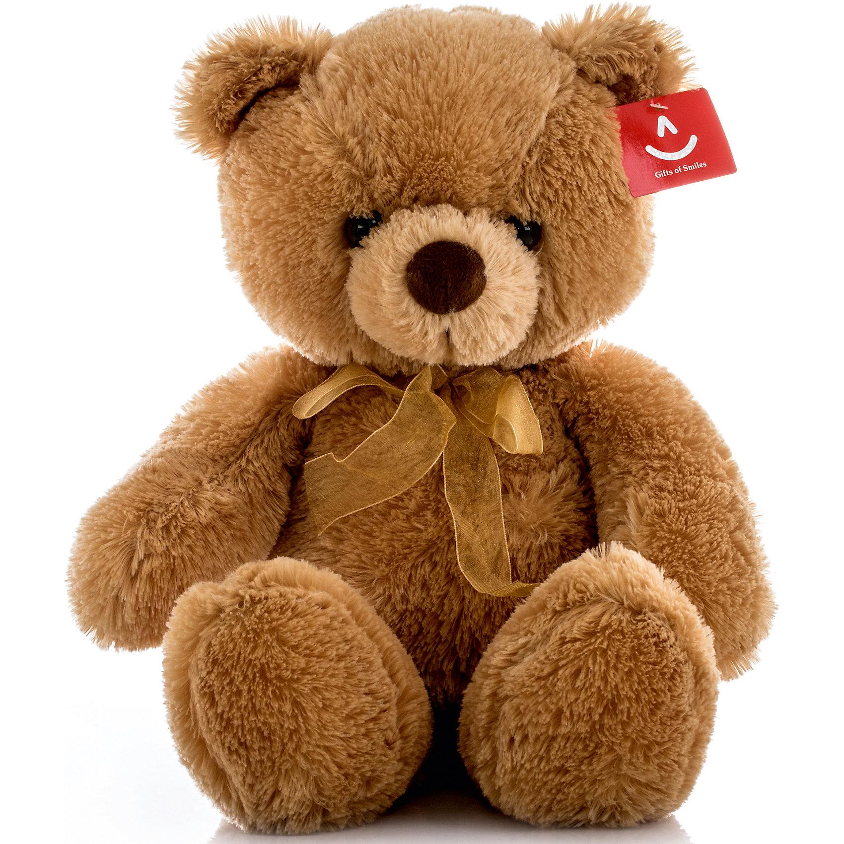 Мягкая игрушка Медведь, 46 см, AURORAМилый плюшевый мишка станет любимой игрушкой Вашего ребенка, ведь он невероятно мягкий и красивый, а еще его можно брать везде с собой!<br><br>Дополнительная информация:<br><br>- Возраст: от 3 лет.<br>- Материал: 100% плюш.<br>- Цвет: коричневый.<br>- Высота игрушки: 46 см.<br><br>Купить игрушку Медведя можно в нашем магазине.<br><br>Ширина мм: 150<br>Глубина мм: 190<br>Высота мм: 200<br>Вес г: 440<br>Возраст от месяцев: 36<br>Возраст до месяцев: 120<br>Пол: Унисекс<br>Возраст: Детский<br>SKU: 4929023