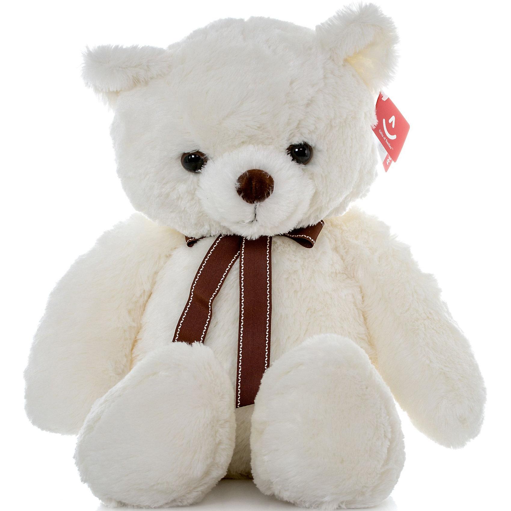 Мягкая игрушка Медведь кремовый, 65 см, AURORAМедвежата<br>Милый плюшевый мишка станет любимой игрушкой Вашего ребенка, ведь он невероятно мягкий и красивый, а еще его можно брать везде с собой!<br><br>Дополнительная информация:<br><br>- Возраст: от 3 лет.<br>- Материал: синтепон, искусственный мех.<br>- Цвет: кремовый.<br>- Высота игрушки: 65 см.<br><br>Купить игрушку Медведя в кремовом цвете, можно в нашем магазине.<br><br>Ширина мм: 230<br>Глубина мм: 210<br>Высота мм: 270<br>Вес г: 862<br>Возраст от месяцев: 36<br>Возраст до месяцев: 120<br>Пол: Унисекс<br>Возраст: Детский<br>SKU: 4929025