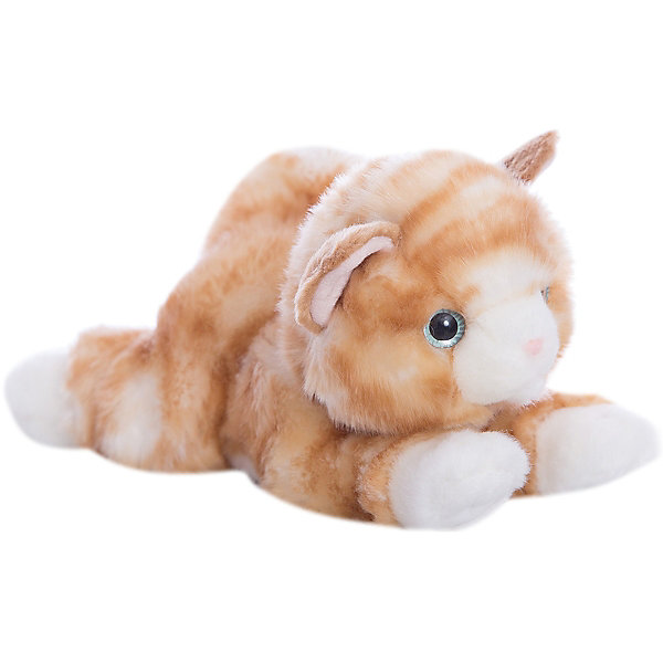 Мягкая игрушка Котик рыжий, 22см, AURORAМягкие игрушки животные<br>Красивый рыжий котик обязательно понравится Вашему ребенку! Котик невероятно мягкий, у него забавный хвостик и лапки и милый розовый носик, а еще, у котика очаровательные глазки.<br><br>Дополнительная информация:<br><br>- Возраст: от 3 лет.<br>- Материал: плюш, синтепон.<br>- Цвет: рыжий.<br>- Высота игрушки: 22 см.<br><br>Купить мягкую игрушку Котик можно в нашем магазине.<br>Ширина мм: 220; Глубина мм: 80; Высота мм: 120; Вес г: 179; Возраст от месяцев: 36; Возраст до месяцев: 120; Пол: Унисекс; Возраст: Детский; SKU: 4929029;
