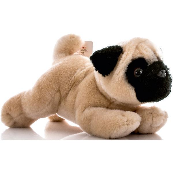Мягкая игрушка Мопс, 28 см, AURORAСимвол года<br>Красивый щенок с мягкой светло-коричневой шерсткой будет прекрасным подарком для Вашего ребенка!<br><br>Дополнительная информация:<br><br>- Возраст: от 3 лет.<br>- Материал: плюш, синтепон.<br>- Высота игрушки: 28 см.<br><br>Купить мягкую игрушку Мопс можно в нашем магазине.<br><br>Ширина мм: 140<br>Глубина мм: 260<br>Высота мм: 140<br>Вес г: 285<br>Возраст от месяцев: 36<br>Возраст до месяцев: 120<br>Пол: Унисекс<br>Возраст: Детский<br>SKU: 4929040