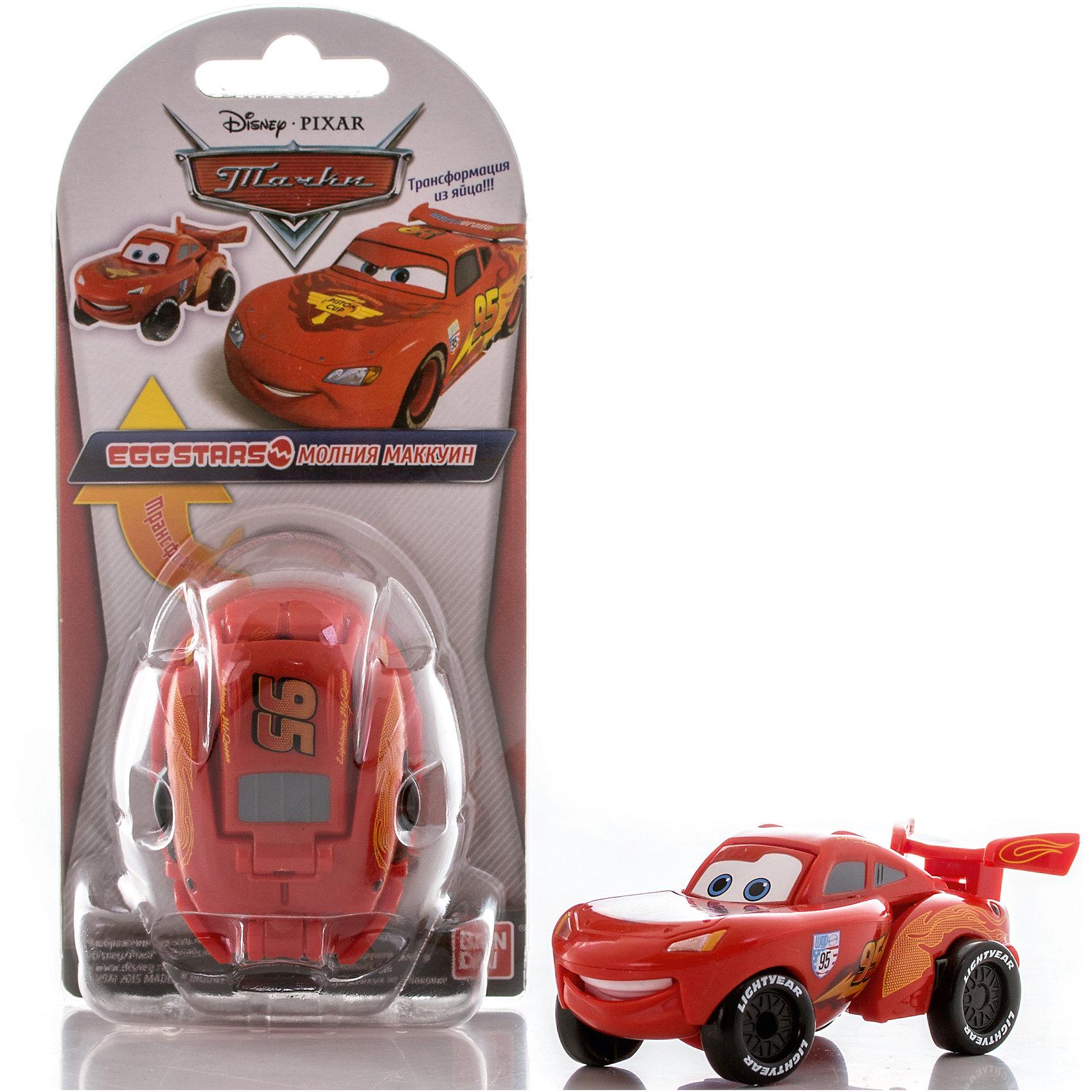 Яйцо-трансформер Молния Маккуин, Тачки, EggStarsКоллекционные и игровые фигурки<br>Благодаря яйцу-трансформеру Ваш малыш сможет получить яркий автомобиль - Молния Маккуин! <br><br>Порадуйте Вашего ребенка таким замечательным подарком!<br><br>Дополнительная информация:<br><br>- Возраст: от 3 лет.<br>- Материал: пластик.<br>- В сложенном виде размер: 9 см.<br>- Размер упаковки: 17х6х8 см.<br><br>Купить яйцо-трансформер Молния Маккуин, можно в нашем магазине.<br><br>Ширина мм: 80<br>Глубина мм: 60<br>Высота мм: 170<br>Вес г: 69<br>Возраст от месяцев: 48<br>Возраст до месяцев: 144<br>Пол: Мужской<br>Возраст: Детский<br>SKU: 4929046