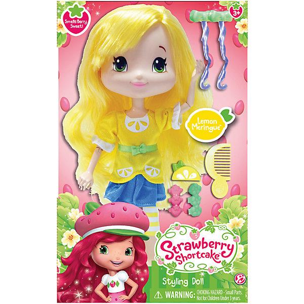 Кукла Лимона для моделирования причесок, 28 см, Шарлотта Земляничка, The Bridge