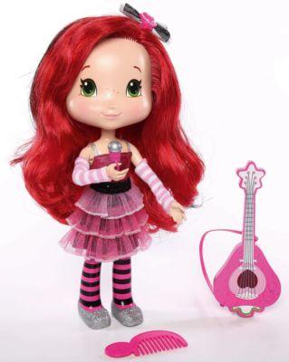 Поющая кукла Земляничка , 28 см, с аксессуарами, The Bridge