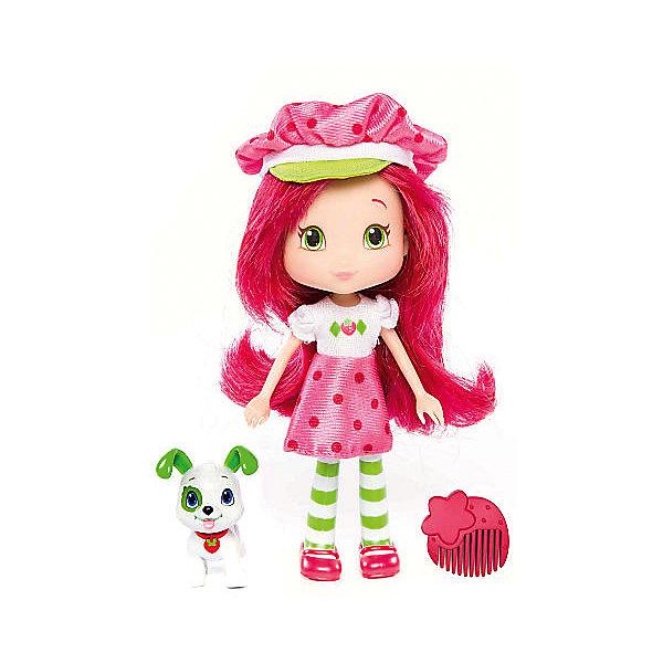 Кукла Земляничка с питомцем, 15 см, The BridgeБренды кукол<br>Чудесная маленькая куколка Шарлотта Земляничка и ее питомец точно понравится Вашей принцессе!<br>У куклы замечательные длинные волосы, которые можно расчесывать.<br><br>В наборе: кукла Земляничка, собачка, расческа.<br><br>Дополнительная информация:<br><br>- Возраст: от 3 лет.<br>- Материал: пластик, текстиль.<br>- Размер куклы: 15 см.<br>- Размер упаковки: 15x6x20 см.<br><br>Купить куклу Земляничку с питомцем, можно в нашем магазине.<br>Ширина мм: 150; Глубина мм: 65; Высота мм: 205; Вес г: 170; Возраст от месяцев: 36; Возраст до месяцев: 120; Пол: Женский; Возраст: Детский; SKU: 4929085;