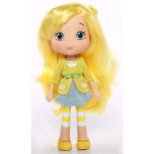 Кукла Лимона, 15 см, Шарлотта Земляничка, The BridgeБренды кукол<br>Яркая кукла Лимона - одна из героинь мультфильма Шарлотта Земляничка!<br>Кукла одета в привычный наряд: на ней легкая голубая юбка и желтая кофта, опоясанная бантиком. На ногах у нее забавные желтые сандалики и полосатые гетры. Так же у Лимоны длинные волосы с которыми можно делать различные прически!<br><br>Дополнительная информация:<br><br>- Возраст: от 3 лет.<br>- Материал: пластик, текстиль.<br>- Размер куклы: 15 см.<br>- Размер упаковки: 20х6х13 см.<br><br>Купить куклу Лимону, можно в нашем магазине.<br><br>Ширина мм: 130<br>Глубина мм: 70<br>Высота мм: 210<br>Вес г: 141<br>Возраст от месяцев: 36<br>Возраст до месяцев: 120<br>Пол: Женский<br>Возраст: Детский<br>SKU: 4929088