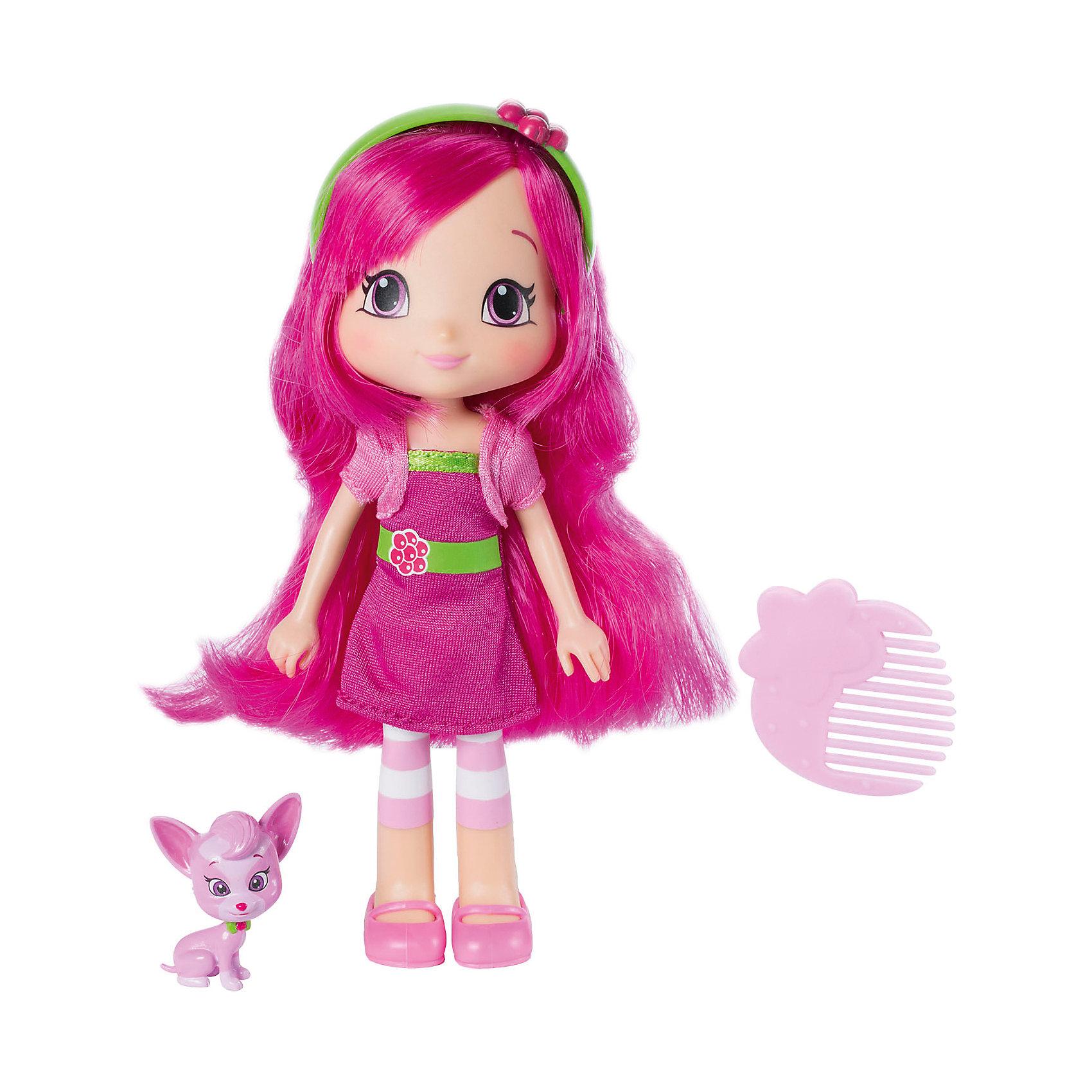 Кукла Малинка с питомцем, 15 см, Шарлотта Земляничка, The BridgeБренды кукол<br>Знакомьтесь, это Малина. У нее очень эффектная внешность, большие красивые глаза и милая улыбка. Она одета в розовое платье, короткий жакет и лосины в бело-розовую полоску. Так же, у Малины длинные волосы, с которыми можно делать самые разнообразные прически!<br><br>Дополнительная информация:<br><br>- Возраст: от 3 лет.<br>- В наборе: кукла, питомец, аксессуар.<br>- Материал: пластик, текстиль.<br>- Размер куклы: 15 см.<br>- Размер упаковки: 20х6х15 см.<br><br>Купить куклу Малина с питомцем, можно в нашем магазине.<br><br>Ширина мм: 150<br>Глубина мм: 60<br>Высота мм: 210<br>Вес г: 156<br>Возраст от месяцев: 36<br>Возраст до месяцев: 120<br>Пол: Женский<br>Возраст: Детский<br>SKU: 4929089