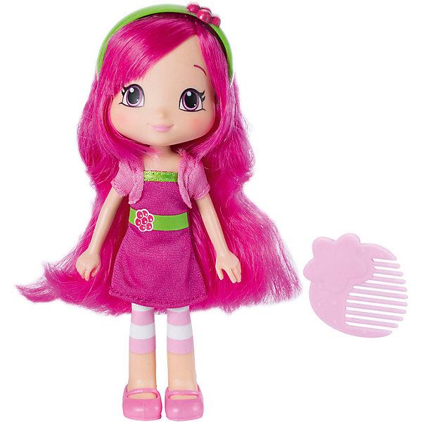 Кукла Малинка, 15 см, Шарлотта Земляничка, The BridgeБренды кукол<br>Яркая кукла Малина обязательно понравится Вашей малышки!<br>Кукла одета в розовое платье, короткий жакет и лосины в бело-розовую полоску. Так же, у нее длинные волосы, с которыми можно делать самые разнообразные прически!<br><br>Дополнительная информация:<br><br>- Возраст: от 3 лет.<br>- В наборе: кукла, аксессуар.<br>- Материал: пластик, текстиль.<br>- Размер куклы: 15 см.<br>- Размер упаковки: 20х6х13 см.<br><br>Купить куклу Малина, можно в нашем магазине.<br>Ширина мм: 130; Глубина мм: 60; Высота мм: 210; Вес г: 141; Возраст от месяцев: 36; Возраст до месяцев: 120; Пол: Женский; Возраст: Детский; SKU: 4929090;