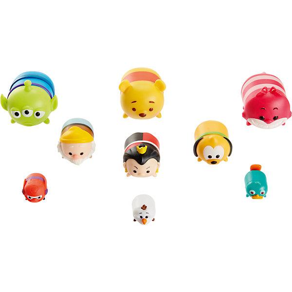 Фигурка коллекционная Tsum Tsum, 9 шт в набореКоллекционные и игровые фигурки<br>Новейшие коллекционные игрушки серии Tsum Tsum. Каждая игрушка своего размера, их можно сажать на спинки друг друга. Каждая фигурка изображает любимых детских персонажей из мультфильмов. В наборах можно найти: котенка Фигаро, Гуфи, Винни-Пух, Пятачка, Дональда Дака, киску Мари, Ститча, Микки Мауса, Золушку, слоненка Дамбо, ослика Иа, Чеширского кота, снеговика Олафа и многих других. <br><br>Дополнительная информация:<br><br>- Возраст: от 3 лет.<br>- Материал: пластик.<br>- В наборе 9 игрушек.<br>- Размер упаковки: 6х18х3 см.<br><br>Купить коллекционные фигурки Tsum Tsum, в ассортименте, можно в нашем магазине.<br>Ширина мм: 230; Глубина мм: 55; Высота мм: 180; Вес г: 219; Возраст от месяцев: 72; Возраст до месяцев: 144; Пол: Унисекс; Возраст: Детский; SKU: 4929095;