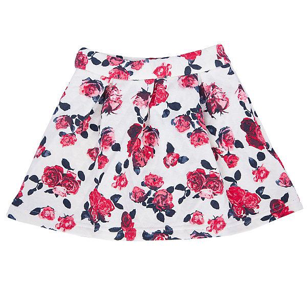 Юбка для девочки Sweet BerryЮбки<br>Стильная юбка популярной торговой марки Sweet Berry выполнена из плотного трикотажа для девочек, с яркой расцветкой из  роз. В данной модели  застежка расположена  сбоку на молнии. Изделие будет прекрасным дополнением к детскому гардеробу. Такую юбку можно сочетать с другими вещами торговой марки Sweet Berry.<br>  <br> Дополнительная информация:<br><br>- комплектация: юбка<br>- материал: 65% хлопок 35% полиэстер<br>- коллекция: осень-зима 2016<br>- сезон: зима<br>- пол: для девочек<br>- возраст: детский<br>- цвет: бежевый. <br>- размер упаковки (дхшхв), 22 * 16 * 3 см<br>- вес в упаковке, 140 г<br><br>Юбку для девочки торговой марки Sweet Berry  можно купить в нашем интернет-магазине<br>Ширина мм: 207; Глубина мм: 10; Высота мм: 189; Вес г: 183; Цвет: бежевый; Возраст от месяцев: 36; Возраст до месяцев: 48; Пол: Женский; Возраст: Детский; Размер: 104,98,128,122,116,110; SKU: 4929443;