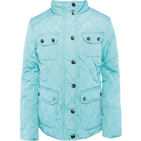 Куртка для девочки LuminosoВерхняя одежда<br>Характеристики товара:<br><br>- цвет: голубой;<br>- материал: верх - 100% полиэстер, подкладка - 100% полиэстер, наполнитель - 100% полиэстер;<br>- фурнитура: металл;<br>- застежка: молния;<br>- карманы;<br>- планка от ветра;<br>- стеганая.<br><br>Стильная одежда от бренда Luminoso (Люминосо), созданная при участии итальянских дизайнеров, учитывает потребности подростков и последние веяния моды. Она удобная и модная.<br>Эта легкая куртка - для прохладной погоды. Она хорошо сидит на ребенке, обеспечивает комфорт и отлично сочетается с одежной разных стилей. Модель отличается высоким качеством швов и продуманным дизайном.<br><br>Куртку для девочки от бренда Luminoso (Люминосо) можно купить в нашем интернет-магазине.<br><br>Ширина мм: 356<br>Глубина мм: 10<br>Высота мм: 245<br>Вес г: 519<br>Цвет: лиловый<br>Возраст от месяцев: 120<br>Возраст до месяцев: 132<br>Пол: Женский<br>Возраст: Детский<br>Размер: 146,134,164,158,152,140<br>SKU: 4929450