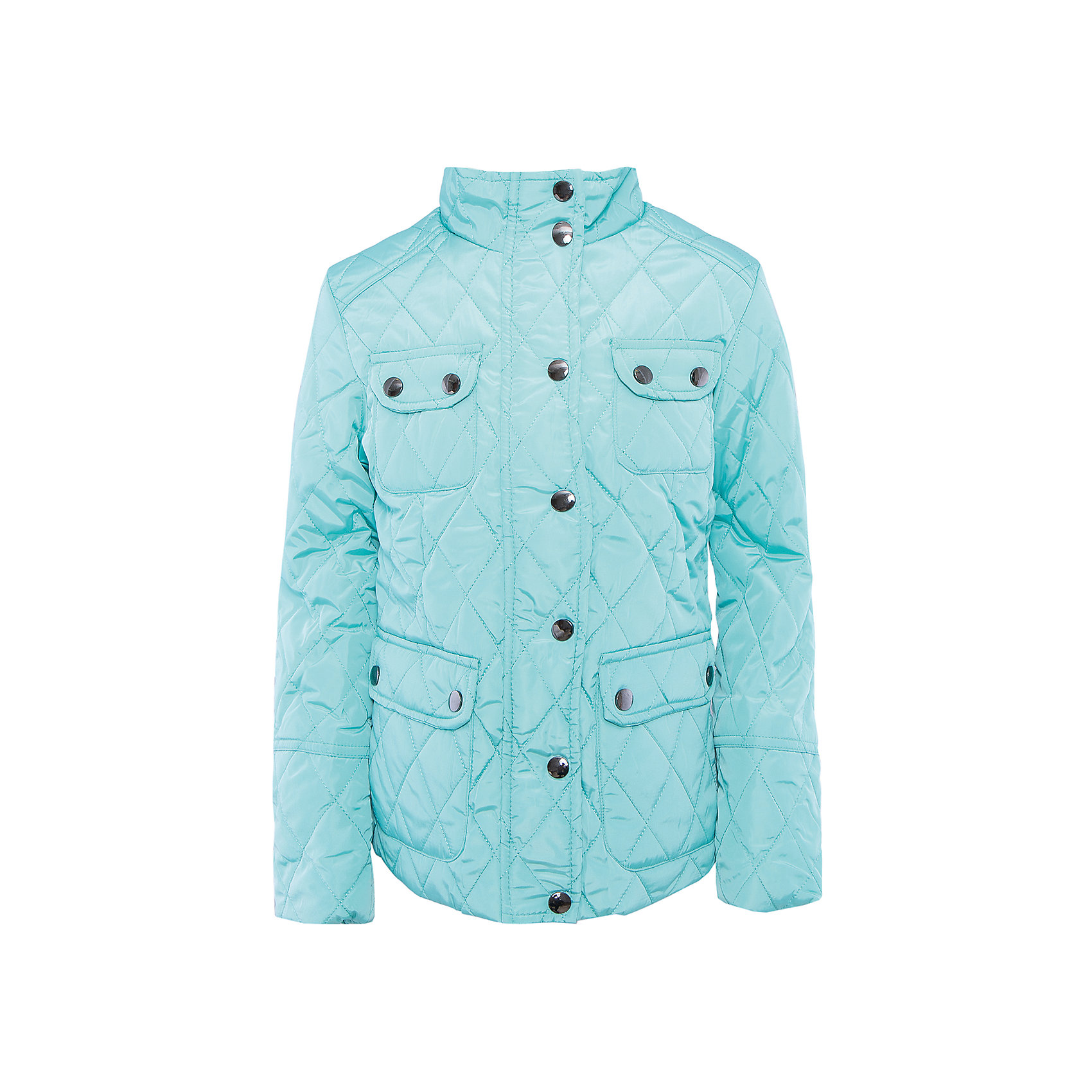 Куртка для девочки LuminosoХарактеристики товара:<br><br>- цвет: голубой;<br>- материал: верх - 100% полиэстер, подкладка - 100% полиэстер, наполнитель - 100% полиэстер;<br>- фурнитура: металл;<br>- застежка: молния;<br>- карманы;<br>- планка от ветра;<br>- стеганая.<br><br>Стильная одежда от бренда Luminoso (Люминосо), созданная при участии итальянских дизайнеров, учитывает потребности подростков и последние веяния моды. Она удобная и модная.<br>Эта легкая куртка - для прохладной погоды. Она хорошо сидит на ребенке, обеспечивает комфорт и отлично сочетается с одежной разных стилей. Модель отличается высоким качеством швов и продуманным дизайном.<br><br>Куртку для девочки от бренда Luminoso (Люминосо) можно купить в нашем интернет-магазине.<br><br>Ширина мм: 356<br>Глубина мм: 10<br>Высота мм: 245<br>Вес г: 519<br>Цвет: фиолетовый<br>Возраст от месяцев: 120<br>Возраст до месяцев: 132<br>Пол: Женский<br>Возраст: Детский<br>Размер: 140,152,158,164,134,146<br>SKU: 4929450