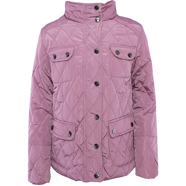 Куртка для девочки LuminosoВерхняя одежда<br>Характеристики товара:<br><br>- цвет: фиолетовый;<br>- материал: верх - 100% полиэстер, подкладка - 100% полиэстер, наполнитель - 100% полиэстер;<br>- фурнитура: металл;<br>- застежка: молния;<br>- карманы;<br>- планка от ветра;<br>- стеганая.<br><br>Стильная одежда от бренда Luminoso (Люминосо), созданная при участии итальянских дизайнеров, учитывает потребности подростков и последние веяния моды. Она удобная и модная.<br>Эта легкая куртка - для прохладной погоды. Она хорошо сидит на ребенке, обеспечивает комфорт и отлично сочетается с одежной разных стилей. Модель отличается высоким качеством швов и продуманным дизайном.<br><br>Куртку для девочки от бренда Luminoso (Люминосо) можно купить в нашем интернет-магазине.<br><br>Ширина мм: 356<br>Глубина мм: 10<br>Высота мм: 245<br>Вес г: 519<br>Цвет: голубой<br>Возраст от месяцев: 96<br>Возраст до месяцев: 108<br>Пол: Женский<br>Возраст: Детский<br>Размер: 134,158,152,146,140,164<br>SKU: 4929457