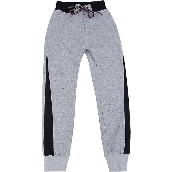 Брюки для девочки LuminosoБрюки<br>Характеристики товара:<br><br>- цвет: разноцветный;<br>- материал: 80% хлопок, 20% полиэстер;<br>- трикотаж;<br>- мягкая резинка и шнурок в поясе.<br><br>Стильная одежда от бренда Luminoso (Люминосо), созданная при участии итальянских дизайнеров, учитывает потребности подростков и последние веяния моды. Она удобная и модная.<br>Эти стильные спортивные брюки отлично впишутся в гардероб девочки. Они хорошо сидят на ребенке, обеспечивают комфорт и отлично сочетаются с одежной разных стилей. Модель отличается высоким качеством материала и продуманным дизайном. Натуральный хлопок в составе изделия делает его дышащим, приятным на ощупь и гипоаллергеным.<br><br>Брюки для девочки от бренда Luminoso (Люминосо) можно купить в нашем интернет-магазине.<br>Ширина мм: 215; Глубина мм: 88; Высота мм: 191; Вес г: 336; Цвет: серый; Возраст от месяцев: 96; Возраст до месяцев: 108; Пол: Женский; Возраст: Детский; Размер: 134,164,152,146,140,158; SKU: 4929640;