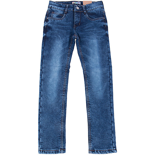 Джинсы для девочки LuminosoДжинсовая одежда<br>Характеристики товара:<br><br>- цвет: синий;<br>- материал: 98% хлопок, 2% эластан, подкладка - 100% полиэстер;<br>- подкладка из трикотажа;<br>- застежка: пуговица и молния;<br>- пояс регулируется внутренней резинкой на пуговицах;<br>- эффект потертостей.<br><br>Стильная одежда от бренда Luminoso (Люминосо), созданная при участии итальянских дизайнеров, учитывает потребности подростков и последние веяния моды. Она удобная и модная.<br>Эти классические утепленные джинсы выглядят стильно, но при этом подходят для ежедневного ношения. Они хорошо сидят на ребенке, обеспечивают комфорт и отлично сочетаются с одежной разных стилей. Модель отличается высоким качеством материала и продуманным дизайном. Натуральный хлопок в составе изделия делает его дышащим, приятным на ощупь и гипоаллергеным.<br><br>Джинсы для девочки от бренда Luminoso (Люминосо) можно купить в нашем интернет-магазине.<br><br>Ширина мм: 215<br>Глубина мм: 88<br>Высота мм: 191<br>Вес г: 336<br>Цвет: синий<br>Возраст от месяцев: 96<br>Возраст до месяцев: 108<br>Пол: Женский<br>Возраст: Детский<br>Размер: 134,164,140,146,152,158<br>SKU: 4929661