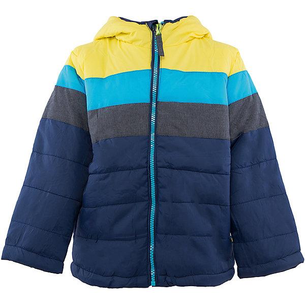 Куртка для мальчика Sweet BerryВерхняя одежда<br>Стильная утепленная куртка  торговой марки Sweet Berry прекрасно подойдет для мальчишек, изделие  выполнено в  яркой и модной расцветке. Данная модель предусматривает  капюшон и удобные прорезные карманы спереди.<br><br> Дополнительная информация:<br><br>- комплектация: куртка<br>- цвет: желтый<br>- состав:  верх: 100% нейлон, подкладка: 100% полиэстер, наполнитель: 100% полиэстер<br>- длина рукава: длинные<br>- вид застежки: молния<br>- тип карманов: прорезные<br>- длина изделия: по спинке: 42 см<br>- покрой: прямой<br>- утеплитель: синтепух<br>- материал подкладки: флис: 100 %<br>- фактура материала: гладкий<br>- уход за вещами: бережная стирка при t не более 40с<br>- рисунок: без рисунка<br>- плотность: утеплителя: 160 г/кв.м<br>- назначение: повседневная<br>- характеристика утеплителя: fill power: 450 куб. дюйм на унцию<br>- сезон: демисезон<br>- пол: мальчики<br><br>Куртка для мальчика  торговой марки Sweet Berry можно купить в нашем интернет-магазине.<br><br>Ширина мм: 356<br>Глубина мм: 10<br>Высота мм: 245<br>Вес г: 519<br>Цвет: желтый<br>Возраст от месяцев: 12<br>Возраст до месяцев: 15<br>Пол: Мужской<br>Возраст: Детский<br>Размер: 80,98,92,86<br>SKU: 4929752