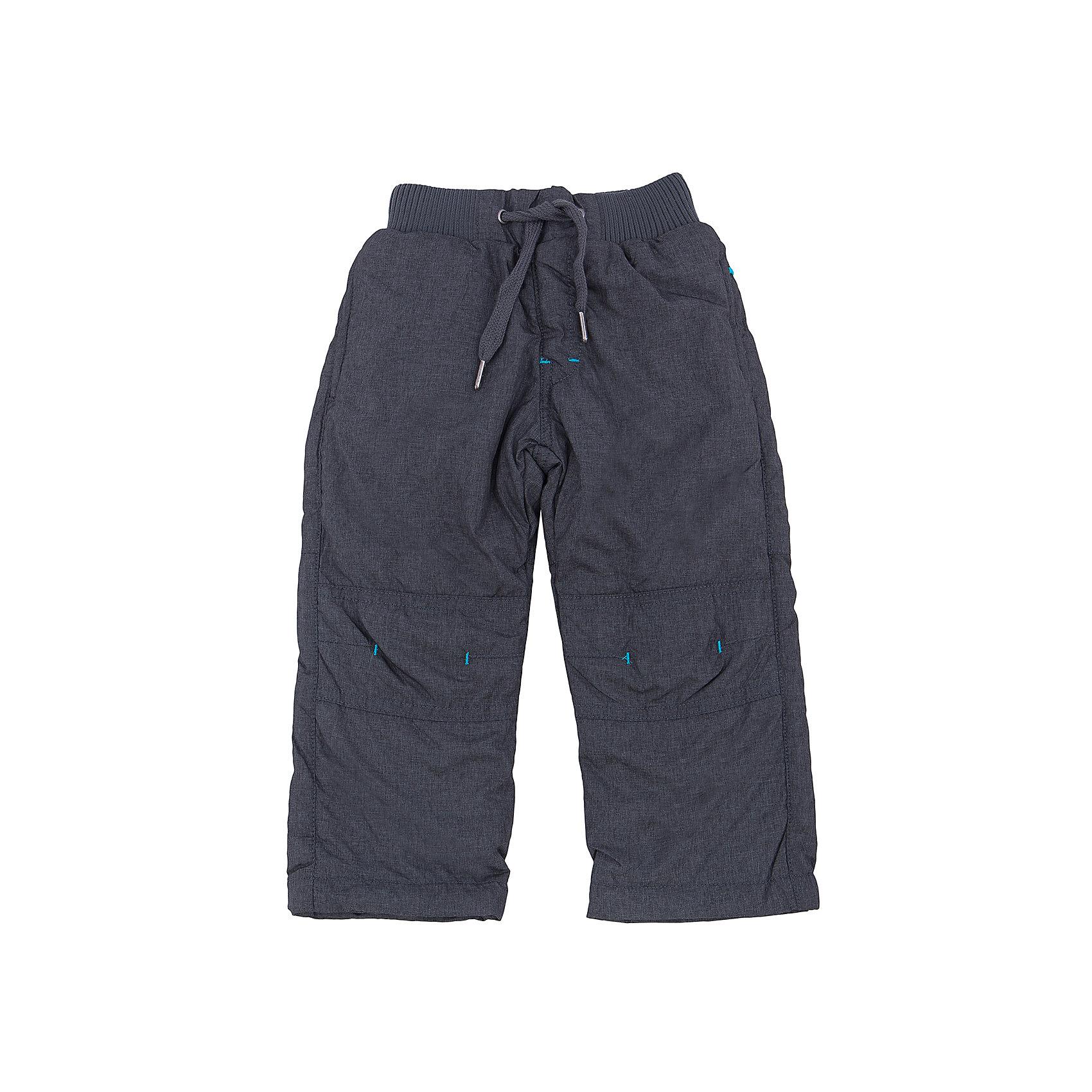 Брюки для мальчика Sweet BerryВерхняя одежда<br>Утепленные брюки для мальчиков торговой марки Sweet Berry, непромокаемые, можно носить в межсезонье с поясом на удобной резинке. Брюки прекрасно подойдут под другую одежду одноименной марки. Изделие изготовлено из материалов отличного качества приятного темно-серого оттенка. Прекрасные брюки будут хорошим вариантом для гардероба Вашего ребенка. <br> Дополнительная информация:<br><br>- комплектация: брюки<br>- материал: верх: 100% полиэстер, подкладка: 100% полиэстер, наполнитель: 100% полиэстер<br>- коллекция: осень-зима 2016<br>- сезон: зима<br>- пол: для мальчиков<br>- возраст: детский<br>- цвет: темно-серый<br>- размер упаковки (дхшхв), 28 * 20 * 4 см<br>- вес в упаковке, 135 г<br><br>Брюки для мальчика торговой марки Sweet Berry можно купить в нашем интернет-магазине<br><br>Ширина мм: 215<br>Глубина мм: 88<br>Высота мм: 191<br>Вес г: 336<br>Цвет: серый<br>Возраст от месяцев: 12<br>Возраст до месяцев: 15<br>Пол: Мужской<br>Возраст: Детский<br>Размер: 80,86,92,98<br>SKU: 4929802