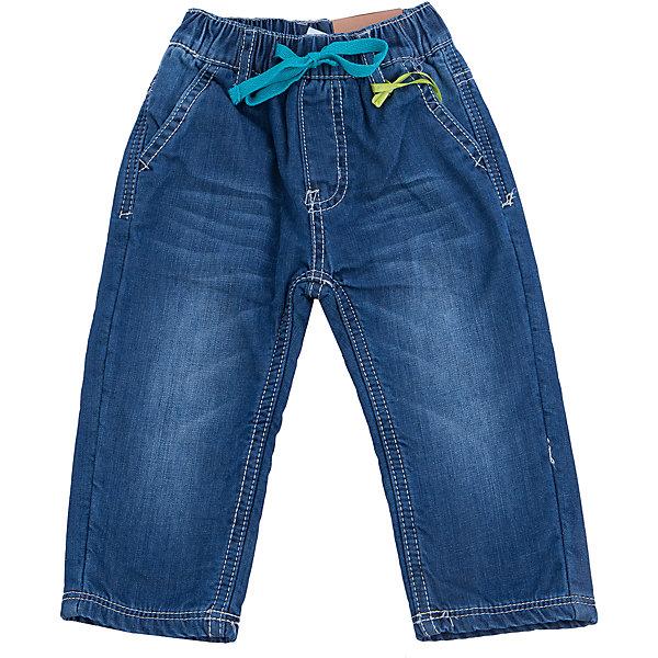Джинсы для мальчика Sweet BerryДжинсовая одежда<br>Джинсы  для  мальчиков известной торговой  марки Sweet Berry на резинке с регулируемым контрастным  шнурком по поясу и флисовой подкладкой внутри. Модель удобна в носке, не сковывает движений ребенка, позволяет коже пропускать воздух. Будет хорошим подспорьем в осенне-весенний период.<br><br> Дополнительная информация:<br><br>- комплектация: джинсы для мальчика<br>- материал : 100% хлопок; подкладка: 100% полиэстер<br>- цвет: темно-синий<br>- коллекция: осень-зима 2016<br>- сезон: зима<br>- пол: для мальчика<br>- возраст: детский<br>- размер упаковки (дхшхв), 33 * 22 * 4 см<br>- вес в упаковке, 290  г<br><br>Джинсы для  мальчика торговой марки Sweet Berry  можно купить в нашем интернет-магазине<br><br>Ширина мм: 215<br>Глубина мм: 88<br>Высота мм: 191<br>Вес г: 336<br>Цвет: синий<br>Возраст от месяцев: 12<br>Возраст до месяцев: 15<br>Пол: Мужской<br>Возраст: Детский<br>Размер: 80,98,92,86<br>SKU: 4929842