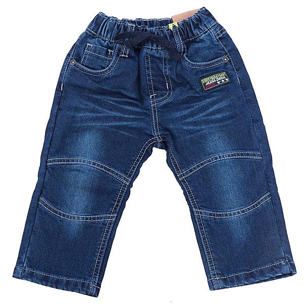 Джинсы для мальчика Sweet BerryДжинсы и брючки<br>Такая модель джинсов для мальчика отличается модным дизайном с контрастной прострочкой. Удачный крой обеспечит ребенку комфорт и тепло. Мягкая и теплая хлопковая подкладка делает вещь идеальной для прохладной погоды. Она плотно прилегает к телу там, где нужно, и отлично сидит по фигуре. Джинсы имеют регулировку размера на талии и удобные карманы. Натуральный хлопок обеспечит коже возможность дышать и не вызовет аллергии.<br>Одежда от бренда Sweet Berry - это простой и выгодный способ одеть ребенка удобно и стильно. Всё изделия тщательно проработаны: швы - прочные, материал - качественный, фурнитура - подобранная специально для детей. <br><br>Дополнительная информация:<br><br>цвет: синий;<br>имитация потертостей;<br>материал: 100% хлопок;<br>внутри на поясе - регулировка размера;<br>карманы.<br><br>Джинсы для мальчика от бренда Sweet Berry можно купить в нашем интернет-магазине.<br><br>Ширина мм: 215<br>Глубина мм: 88<br>Высота мм: 191<br>Вес г: 336<br>Цвет: синий<br>Возраст от месяцев: 12<br>Возраст до месяцев: 15<br>Пол: Мужской<br>Возраст: Детский<br>Размер: 80,98,92,86<br>SKU: 4929912