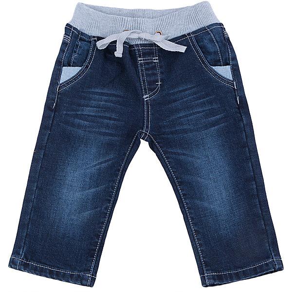 Джинсы для мальчика Sweet BerryДжинсовая одежда<br>Такая модель джинсов для мальчика отличается модным дизайном с контрастной прострочкой. Удачный крой обеспечит ребенку комфорт и тепло. Хлопковая подкладка делает вещь идеальной для прохладной погоды. Она плотно прилегает к телу там, где нужно, и отлично сидит по фигуре. Джинсы имеют регулировку размера на талии благодаря шнурку. Натуральный хлопок обеспечит коже возможность дышать и не вызовет аллергии.<br>Одежда от бренда Sweet Berry - это простой и выгодный способ одеть ребенка удобно и стильно. Всё изделия тщательно проработаны: швы - прочные, материал - качественный, фурнитура - подобранная специально для детей. <br><br>Дополнительная информация:<br><br>цвет: синий;<br>имитация потертостей;<br>материал: верх - 98% хлопок, 2% эластан, подкладка - 100% хлопок;<br>внутри на поясе - шнурок.<br><br>Джинсы для мальчика от бренда Sweet Berry можно купить в нашем интернет-магазине.<br><br>Ширина мм: 215<br>Глубина мм: 88<br>Высота мм: 191<br>Вес г: 336<br>Цвет: синий<br>Возраст от месяцев: 18<br>Возраст до месяцев: 24<br>Пол: Мужской<br>Возраст: Детский<br>Размер: 92,98,86,80<br>SKU: 4929992