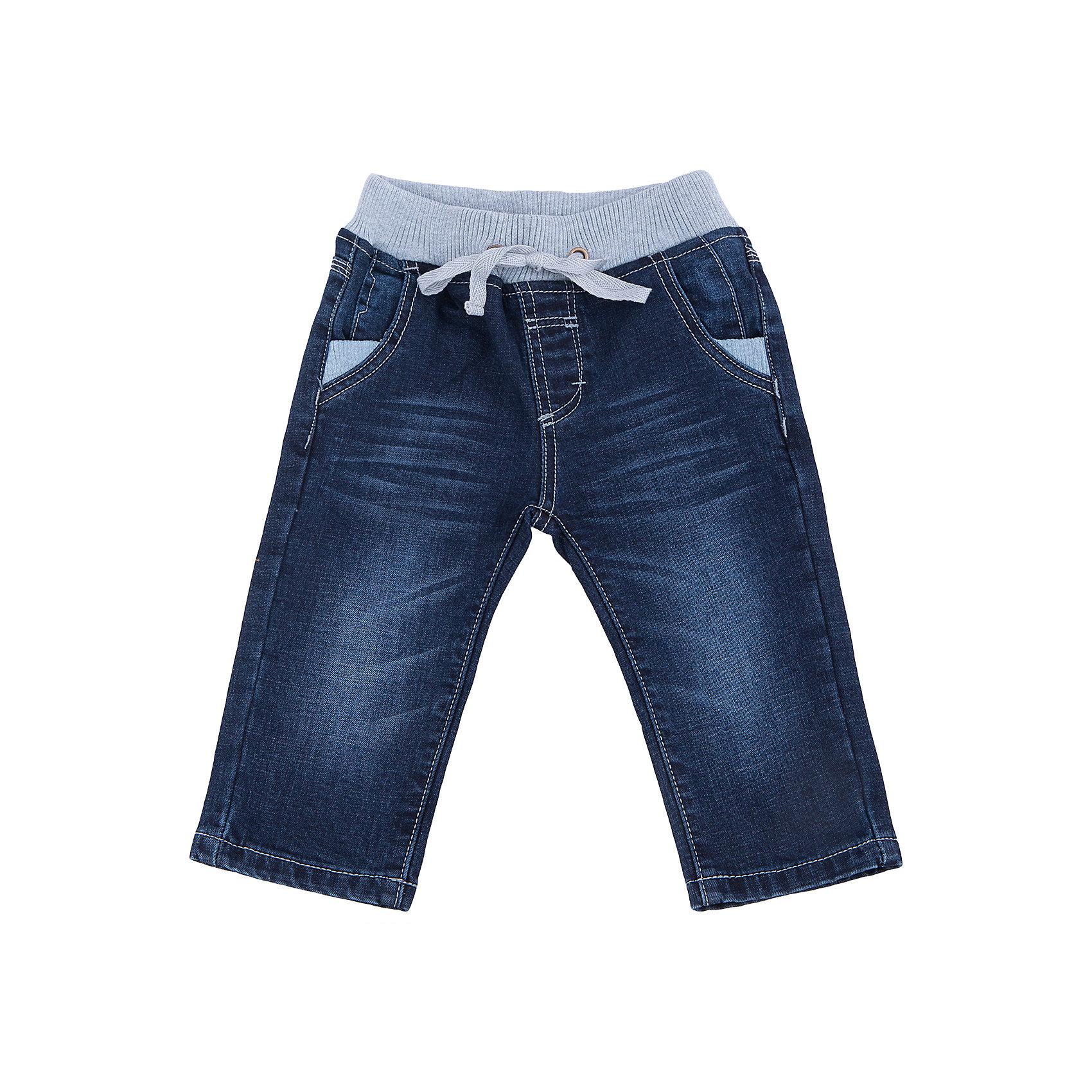 Джинсы для мальчика Sweet BerryДжинсы<br>Такая модель джинсов для мальчика отличается модным дизайном с контрастной прострочкой. Удачный крой обеспечит ребенку комфорт и тепло. Хлопковая подкладка делает вещь идеальной для прохладной погоды. Она плотно прилегает к телу там, где нужно, и отлично сидит по фигуре. Джинсы имеют регулировку размера на талии благодаря шнурку. Натуральный хлопок обеспечит коже возможность дышать и не вызовет аллергии.<br>Одежда от бренда Sweet Berry - это простой и выгодный способ одеть ребенка удобно и стильно. Всё изделия тщательно проработаны: швы - прочные, материал - качественный, фурнитура - подобранная специально для детей. <br><br>Дополнительная информация:<br><br>цвет: синий;<br>имитация потертостей;<br>материал: верх - 98% хлопок, 2% эластан, подкладка - 100% хлопок;<br>внутри на поясе - шнурок.<br><br>Джинсы для мальчика от бренда Sweet Berry можно купить в нашем интернет-магазине.<br><br>Ширина мм: 215<br>Глубина мм: 88<br>Высота мм: 191<br>Вес г: 336<br>Цвет: синий<br>Возраст от месяцев: 24<br>Возраст до месяцев: 36<br>Пол: Мужской<br>Возраст: Детский<br>Размер: 98,92,80,86<br>SKU: 4929992