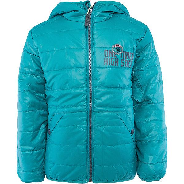 Куртка для мальчика Sweet BerryВерхняя одежда<br>Куртка для мальчика.<br><br>Температурный режим: до -5 градусов. Степень утепления – низкая. <br><br>* Температурный режим указан приблизительно — необходимо, прежде всего, ориентироваться на ощущения ребенка. Температурный режим работает в случае соблюдения правила многослойности – использования флисовой поддевы и термобелья.<br><br>Такая модель куртки для мальчика отличается модным дизайном. Удачный крой обеспечит ребенку комфорт и тепло. Флисовая подкладка делает вещь идеальной для прохладной погоды. Она плотно прилегает к телу там, где нужно, и отлично сидит по фигуре. Декорирована модель пиринтом на груди.<br>Одежда от бренда Sweet Berry - это простой и выгодный способ одеть ребенка удобно и стильно. Всё изделия тщательно проработаны: швы - прочные, материал - качественный, фурнитура - подобранная специально для детей. <br><br>Дополнительная информация:<br><br>цвет: голубой;<br>капюшон;<br>материал: верх, подкладка, наполнитель - 100% полиэстер;<br>застежка: молния;<br>карманы на кнопках.<br><br>Куртку для мальчика от бренда Sweet Berry можно купить в нашем интернет-магазине.<br><br>Ширина мм: 356<br>Глубина мм: 10<br>Высота мм: 245<br>Вес г: 519<br>Цвет: голубой<br>Возраст от месяцев: 36<br>Возраст до месяцев: 48<br>Пол: Мужской<br>Возраст: Детский<br>Размер: 104,98,128,122,116,110<br>SKU: 4930002