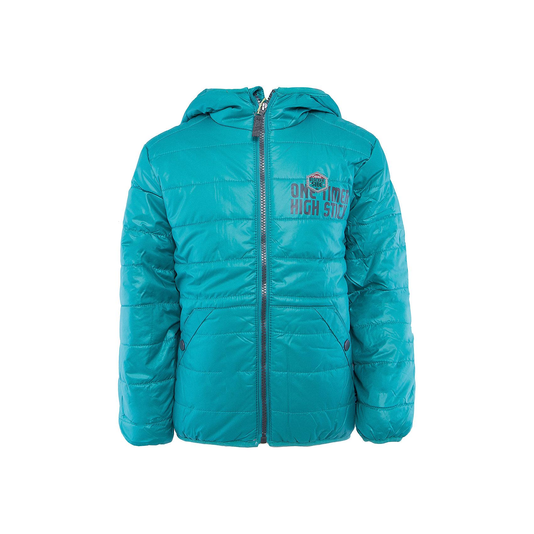 Куртка для мальчика Sweet BerryДемисезонные куртки<br>Куртка для мальчика.<br><br>Температурный режим: до -5 градусов. Степень утепления – низкая. <br><br>* Температурный режим указан приблизительно — необходимо, прежде всего, ориентироваться на ощущения ребенка. Температурный режим работает в случае соблюдения правила многослойности – использования флисовой поддевы и термобелья.<br><br>Такая модель куртки для мальчика отличается модным дизайном. Удачный крой обеспечит ребенку комфорт и тепло. Флисовая подкладка делает вещь идеальной для прохладной погоды. Она плотно прилегает к телу там, где нужно, и отлично сидит по фигуре. Декорирована модель пиринтом на груди.<br>Одежда от бренда Sweet Berry - это простой и выгодный способ одеть ребенка удобно и стильно. Всё изделия тщательно проработаны: швы - прочные, материал - качественный, фурнитура - подобранная специально для детей. <br><br>Дополнительная информация:<br><br>цвет: голубой;<br>капюшон;<br>материал: верх, подкладка, наполнитель - 100% полиэстер;<br>застежка: молния;<br>карманы на кнопках.<br><br>Куртку для мальчика от бренда Sweet Berry можно купить в нашем интернет-магазине.<br><br>Ширина мм: 356<br>Глубина мм: 10<br>Высота мм: 245<br>Вес г: 519<br>Цвет: голубой<br>Возраст от месяцев: 24<br>Возраст до месяцев: 36<br>Пол: Мужской<br>Возраст: Детский<br>Размер: 98,104,110,116,122,128<br>SKU: 4930002