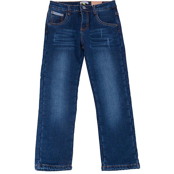 Джинсы для мальчика Sweet BerryДжинсовая одежда<br>Такая модель джинсов для мальчика отличается модным дизайном с контрастной прострочкой и потертостями. Удачный крой обеспечит ребенку комфорт и тепло. Мягкая и теплая подкладка делает вещь идеальной для прохладной погоды. Она плотно прилегает к телу там, где нужно, и отлично сидит по фигуре. Джинсы имеют удобный пояс с регулировкой внутри. Натуральный хлопок обеспечит коже возможность дышать и не вызовет аллергии.<br>Одежда от бренда Sweet Berry - это простой и выгодный способ одеть ребенка удобно и стильно. Всё изделия тщательно проработаны: швы - прочные, материал - качественный, фурнитура - подобранная специально для детей. <br><br>Дополнительная информация:<br><br>цвет: синий;<br>имитация потертостей;<br>материал: 100% хлопок, подкладка - 100% полиэстер;<br>пояс с регулировкой внутри.<br><br>Джинсы для мальчика от бренда Sweet Berry можно купить в нашем интернет-магазине.<br>Ширина мм: 215; Глубина мм: 88; Высота мм: 191; Вес г: 336; Цвет: синий; Возраст от месяцев: 60; Возраст до месяцев: 72; Пол: Мужской; Возраст: Детский; Размер: 116,128,122,110,104,98; SKU: 4930564;