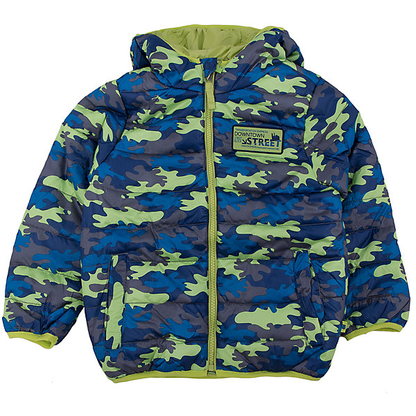 Куртка для мальчика Sweet BerryДемисезонные куртки<br>Куртка для мальчика.<br><br>Температурный режим: до -5 градусов. Степень утепления – низкая. <br><br>* Температурный режим указан приблизительно — необходимо, прежде всего, ориентироваться на ощущения ребенка. Температурный режим работает в случае соблюдения правила многослойности – использования флисовой поддевы и термобелья.<br><br>Такая модель куртки для мальчика отличается модным дизайном. Удачный крой обеспечит ребенку комфорт и тепло. Флисовая подкладка делает вещь идеальной для прохладной погоды. Она плотно прилегает к телу там, где нужно, и отлично сидит по фигуре. Декорирована модель модной нашивкой и удобными карманами.<br>Одежда от бренда Sweet Berry - это простой и выгодный способ одеть ребенка удобно и стильно. Всё изделия тщательно проработаны: швы - прочные, материал - качественный, фурнитура - подобранная специально для детей. <br><br>Дополнительная информация:<br><br>цвет: зеленый, милитари;<br>капюшон;<br>материал: верх, подкладка, наполнитель - 100% полиэстер;<br>застежка: молния;<br>карманы.<br><br>Куртку для мальчика от бренда Sweet Berry можно купить в нашем интернет-магазине.<br><br>Ширина мм: 356<br>Глубина мм: 10<br>Высота мм: 245<br>Вес г: 519<br>Цвет: зеленый<br>Возраст от месяцев: 24<br>Возраст до месяцев: 36<br>Пол: Мужской<br>Возраст: Детский<br>Размер: 98,104,128,122,116,110<br>SKU: 4930662
