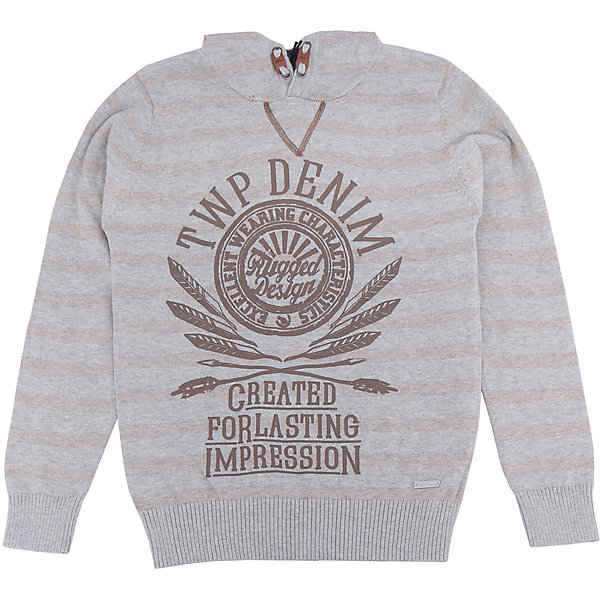 Толстовка для мальчика LuminosoТолстовки<br>Характеристики товара:<br><br>- цвет: серый;<br>- материал: 100% хлопок;<br>- капюшон;<br>- длинный рукав;<br>- принт.<br><br>Стильная одежда от бренда Luminoso (Люминосо), созданная при участии итальянских дизайнеров, учитывает потребности подростков и последние веяния моды. Она удобная и модная.<br>Эта стильный свитер идеальна для прохладной погоды. Он хорошо сидит на ребенке, обеспечивает комфорт и отлично сочетается с одежной разных стилей. Модель отличается высоким качеством материала и продуманным дизайном.<br><br>Свитер для мальчика от бренда Luminoso (Люминосо) можно купить в нашем интернет-магазине.<br><br>Ширина мм: 190<br>Глубина мм: 74<br>Высота мм: 229<br>Вес г: 236<br>Цвет: серый<br>Возраст от месяцев: 132<br>Возраст до месяцев: 144<br>Пол: Мужской<br>Возраст: Детский<br>Размер: 152,146,140,134,164,158<br>SKU: 4930907