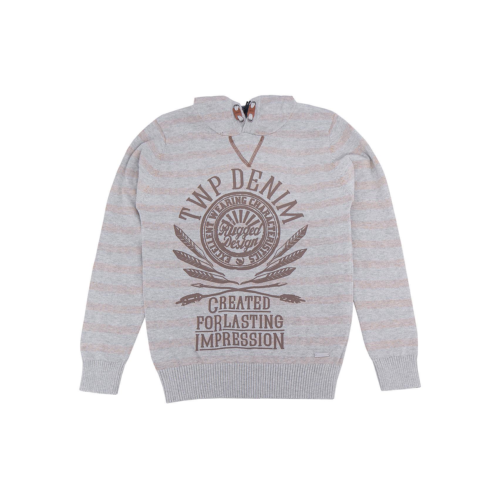 Толстовка для мальчика LuminosoТолстовки<br>Характеристики товара:<br><br>- цвет: серый;<br>- материал: 100% хлопок;<br>- капюшон;<br>- длинный рукав;<br>- принт.<br><br>Стильная одежда от бренда Luminoso (Люминосо), созданная при участии итальянских дизайнеров, учитывает потребности подростков и последние веяния моды. Она удобная и модная.<br>Эта стильный свитер идеальна для прохладной погоды. Он хорошо сидит на ребенке, обеспечивает комфорт и отлично сочетается с одежной разных стилей. Модель отличается высоким качеством материала и продуманным дизайном.<br><br>Свитер для мальчика от бренда Luminoso (Люминосо) можно купить в нашем интернет-магазине.<br><br>Ширина мм: 190<br>Глубина мм: 74<br>Высота мм: 229<br>Вес г: 236<br>Цвет: серый<br>Возраст от месяцев: 156<br>Возраст до месяцев: 168<br>Пол: Мужской<br>Возраст: Детский<br>Размер: 164,134,140,146,152,158<br>SKU: 4930907