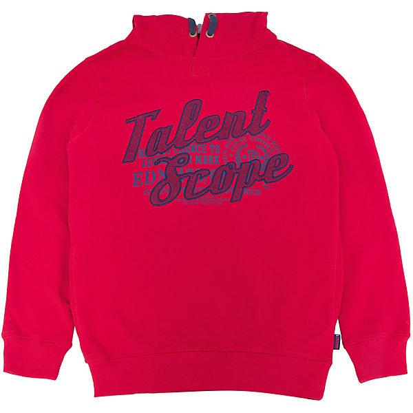 Толстовка для мальчика LuminosoТолстовки<br>Характеристики товара:<br><br>- цвет: красный;<br>- материал: 95% хлопок, 5% эластан;<br>- капюшон;<br>- длинный рукав;<br>- принт.<br><br>Стильная одежда от бренда Luminoso (Люминосо), созданная при участии итальянских дизайнеров, учитывает потребности подростков и последние веяния моды. Она удобная и модная.<br>Эта стильная толстовка идеальна для прохладной погоды. Он хорошо сидит на ребенке, обеспечивает комфорт и отлично сочетается с одежной разных стилей. Модель отличается высоким качеством материала и продуманным дизайном.<br><br>Толстовку для мальчика от бренда Luminoso (Люминосо) можно купить в нашем интернет-магазине.<br><br>Ширина мм: 190<br>Глубина мм: 74<br>Высота мм: 229<br>Вес г: 236<br>Цвет: красный<br>Возраст от месяцев: 96<br>Возраст до месяцев: 108<br>Пол: Мужской<br>Возраст: Детский<br>Размер: 134,158,152,146,140,164<br>SKU: 4931019