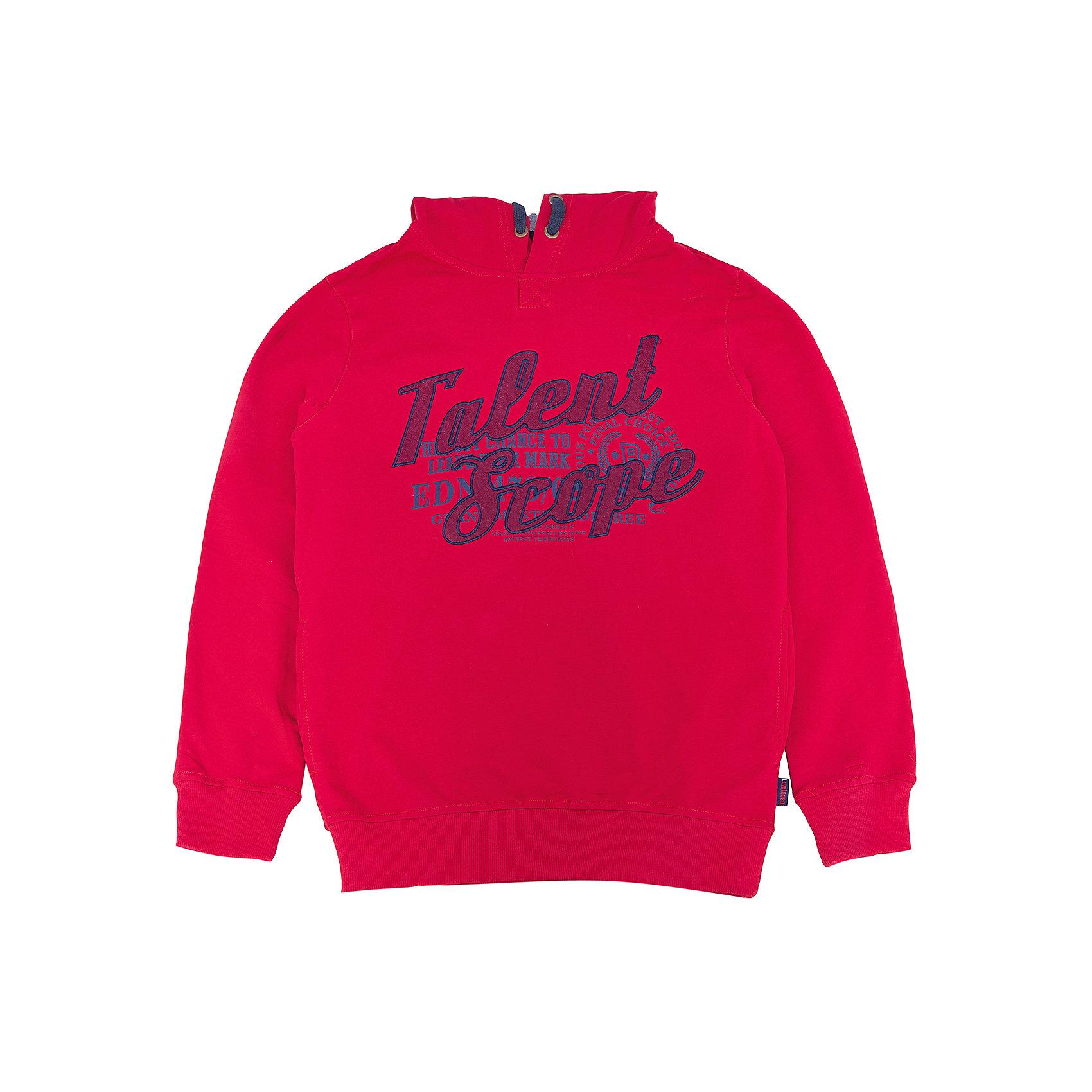 Толстовка для мальчика LuminosoХарактеристики товара:<br><br>- цвет: красный;<br>- материал: 95% хлопок, 5% эластан;<br>- капюшон;<br>- длинный рукав;<br>- принт.<br><br>Стильная одежда от бренда Luminoso (Люминосо), созданная при участии итальянских дизайнеров, учитывает потребности подростков и последние веяния моды. Она удобная и модная.<br>Эта стильная толстовка идеальна для прохладной погоды. Он хорошо сидит на ребенке, обеспечивает комфорт и отлично сочетается с одежной разных стилей. Модель отличается высоким качеством материала и продуманным дизайном.<br><br>Толстовку для мальчика от бренда Luminoso (Люминосо) можно купить в нашем интернет-магазине.<br><br>Ширина мм: 190<br>Глубина мм: 74<br>Высота мм: 229<br>Вес г: 236<br>Цвет: красный<br>Возраст от месяцев: 144<br>Возраст до месяцев: 156<br>Пол: Мужской<br>Возраст: Детский<br>Размер: 158,152,146,140,134,164<br>SKU: 4931019