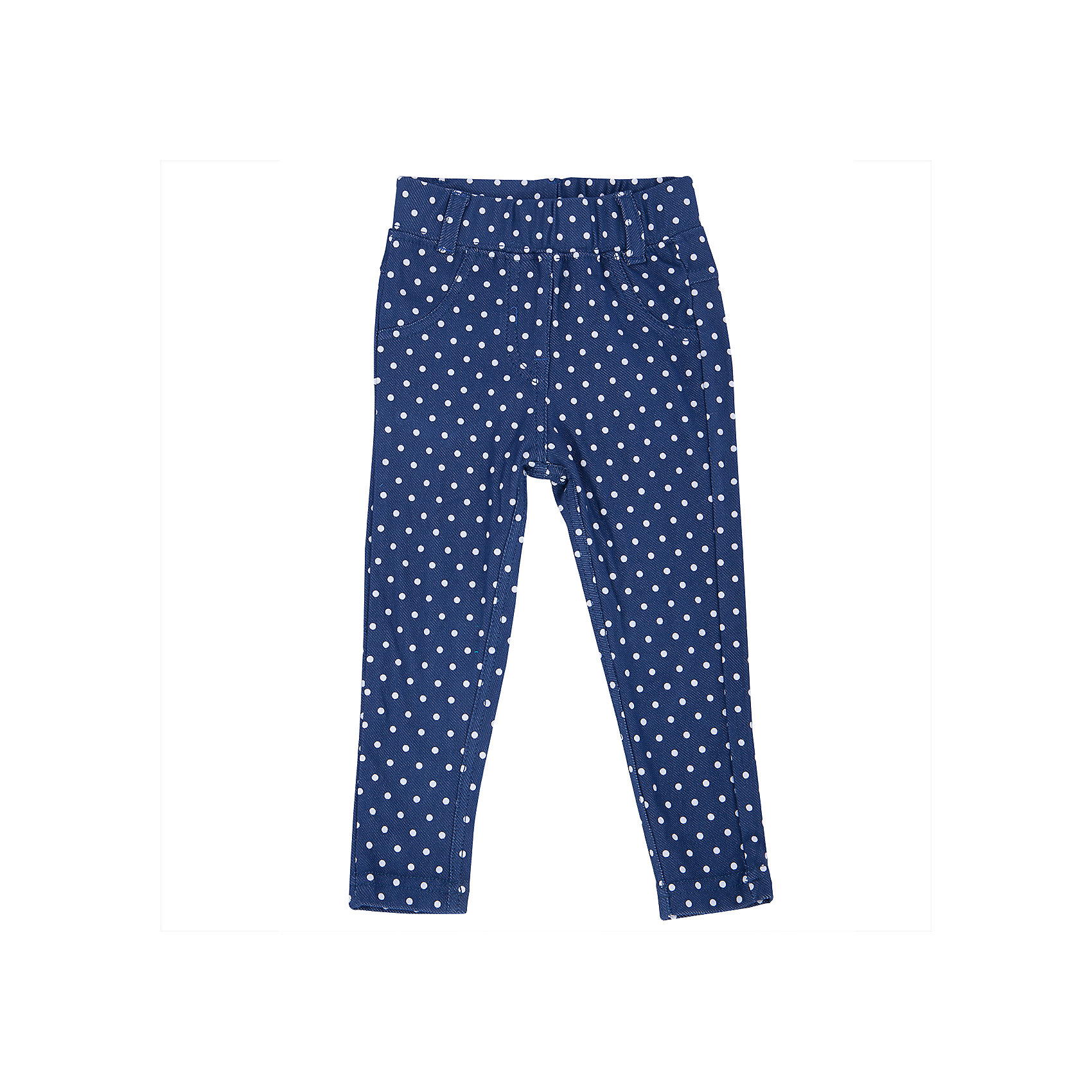 Брюки для девочки Sweet BerryТакая модель брюк-джеггинсов отличается модным дизайном и универсальной расцветкой под джинс. Удачный крой обеспечит ребенку комфорт и тепло. Плотный материал делает вещь идеальной для прохладной погоды. Она хорошо прилегает к телу там, где нужно, и отлично сидит по фигуре. Натуральный хлопок в составе материала обеспечит коже возможность дышать и не вызовет аллергии. В поясе - мягкая резинка со шнурком.<br>Одежда от бренда Sweet Berry - это простой и выгодный способ одеть ребенка удобно и стильно. Всё изделия тщательно проработаны: швы - прочные, материал - качественный, фурнитура - подобранная специально для детей.<br><br>Дополнительная информация:<br><br>цвет: синий;<br>состав: 95% хлопок, 5% эластан, трикотаж;<br>в поясе - мягкая резинка.<br><br>Брюки для девочки от бренда Sweet Berry можно купить в нашем интернет-магазине.<br><br>Ширина мм: 215<br>Глубина мм: 88<br>Высота мм: 191<br>Вес г: 336<br>Цвет: синий<br>Возраст от месяцев: 24<br>Возраст до месяцев: 36<br>Пол: Женский<br>Возраст: Детский<br>Размер: 86,98,80,92<br>SKU: 4931113