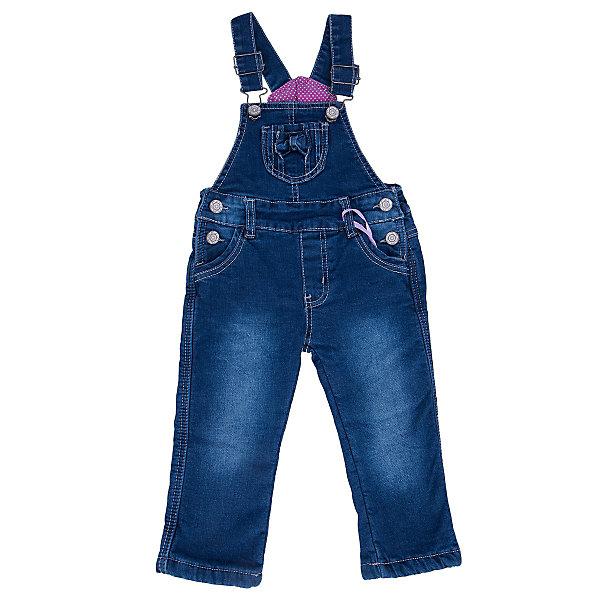 Комбинезон джинсовый для девочки Sweet Berry