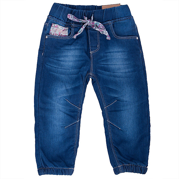 Джинсы для девочки Sweet BerryДжинсы и брючки<br>Такая модель джинсов для девочки отличается модным дизайном с контрастной прострочкой и потертостями. Удачный крой обеспечит ребенку комфорт и тепло. Мягкая и теплая подкладка делает вещь идеальной для прохладной погоды. Она плотно прилегает к телу там, где нужно, и отлично сидит по фигуре. Джинсы имеют удобный пояс с регулировкой шнурком внутри. Натуральный хлопок обеспечит коже возможность дышать и не вызовет аллергии.<br>Одежда от бренда Sweet Berry - это простой и выгодный способ одеть ребенка удобно и стильно. Всё изделия тщательно проработаны: швы - прочные, материал - качественный, фурнитура - подобранная специально для детей. <br><br>Дополнительная информация:<br><br>цвет: синий;<br>имитация потертостей;<br>материал: верх - 98% хлопок, 2% эластан, подкладка - 100% полиэстер (флис);<br>пояс с регулировкой шнурком внутри.<br><br>Джинсы для девочки от бренда Sweet Berry можно купить в нашем интернет-магазине.<br><br>Ширина мм: 215<br>Глубина мм: 88<br>Высота мм: 191<br>Вес г: 336<br>Цвет: голубой<br>Возраст от месяцев: 12<br>Возраст до месяцев: 18<br>Пол: Женский<br>Возраст: Детский<br>Размер: 86,98,92,80<br>SKU: 4931203
