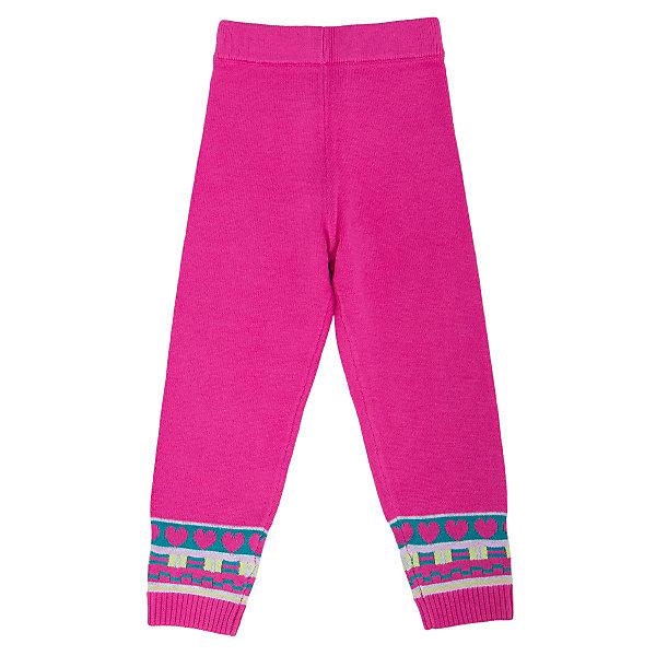Брюки для девочки Sweet BerryДжинсы и брючки<br>Такая модель брюк для девочки отличается теплой пряжей и оригинальным узором. Удачный крой обеспечит ребенку комфорт и тепло. Мягкая пряжа делает вещь идеальной для прохладной погоды. Она плотно прилегает к телу там, где нужно, и отлично сидит по фигуре. Брюки имеют мягкую резинку на талии. <br>Одежда от бренда Sweet Berry - это простой и выгодный способ одеть ребенка удобно и стильно. Всё изделия тщательно проработаны: швы - прочные, материал - качественный, фурнитура - подобранная специально для детей. <br><br>Дополнительная информация:<br><br>цвет: розовый;<br>резинка на талии;<br>материал: 60% хлопок, 40% акрил.<br><br>Брюки для девочки от бренда Sweet Berry можно купить в нашем интернет-магазине.<br>Ширина мм: 215; Глубина мм: 88; Высота мм: 191; Вес г: 336; Цвет: розовый; Возраст от месяцев: 12; Возраст до месяцев: 18; Пол: Женский; Возраст: Детский; Размер: 86,98,80,92; SKU: 4931253;