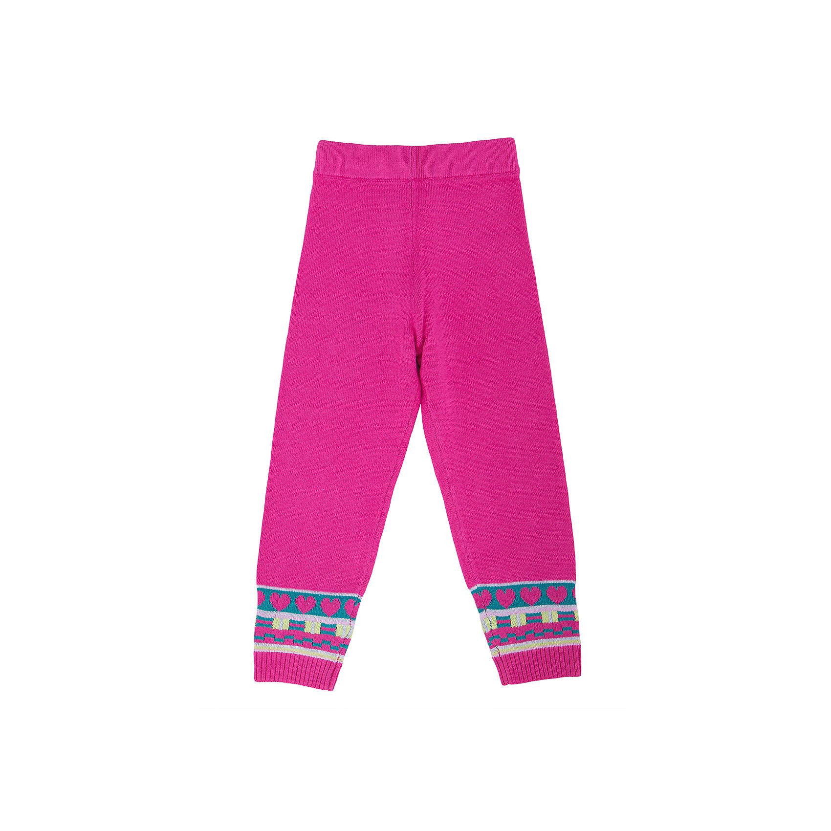 Брюки для девочки Sweet BerryТакая модель брюк для девочки отличается теплой пряжей и оригинальным узором. Удачный крой обеспечит ребенку комфорт и тепло. Мягкая пряжа делает вещь идеальной для прохладной погоды. Она плотно прилегает к телу там, где нужно, и отлично сидит по фигуре. Брюки имеют мягкую резинку на талии. <br>Одежда от бренда Sweet Berry - это простой и выгодный способ одеть ребенка удобно и стильно. Всё изделия тщательно проработаны: швы - прочные, материал - качественный, фурнитура - подобранная специально для детей. <br><br>Дополнительная информация:<br><br>цвет: розовый;<br>резинка на талии;<br>материал: 60% хлопок, 40% акрил.<br><br>Брюки для девочки от бренда Sweet Berry можно купить в нашем интернет-магазине.<br><br>Ширина мм: 215<br>Глубина мм: 88<br>Высота мм: 191<br>Вес г: 336<br>Цвет: розовый<br>Возраст от месяцев: 24<br>Возраст до месяцев: 36<br>Пол: Женский<br>Возраст: Детский<br>Размер: 98,80,86,92<br>SKU: 4931253