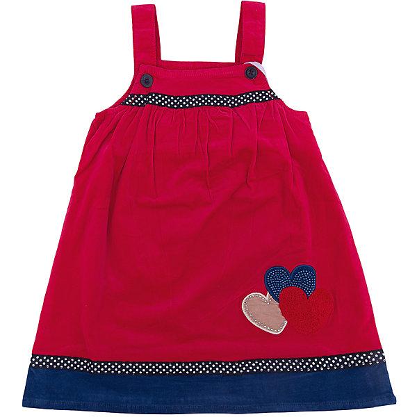 Сарафан для девочки Sweet BerryПлатья<br>Такая модель сарафана для девочки отличается модным дизайном с контрастным декором. Удачный крой обеспечит ребенку комфорт и тепло. Сарафан отлично сидит на ребенке. Он станет отличной базовой вещью для гардероба. Натуральный хлопок в составе материала обеспечит коже возможность дышать и не вызовет аллергии.<br>Одежда от бренда Sweet Berry - это простой и выгодный способ одеть ребенка удобно и стильно. Всё изделия тщательно проработаны: швы - прочные, материал - качественный, фурнитура - подобранная специально для детей. <br><br>Дополнительная информация:<br><br>цвет: красный;<br>вельвет;<br>материал: 98% хлопок, 2% эластан;<br>декорирован аппликацией.<br><br>Сарафан для девочки от бренда Sweet Berry можно купить в нашем интернет-магазине.<br><br>Ширина мм: 236<br>Глубина мм: 16<br>Высота мм: 184<br>Вес г: 177<br>Цвет: красный<br>Возраст от месяцев: 12<br>Возраст до месяцев: 15<br>Пол: Женский<br>Возраст: Детский<br>Размер: 80,98,86,92<br>SKU: 4931383