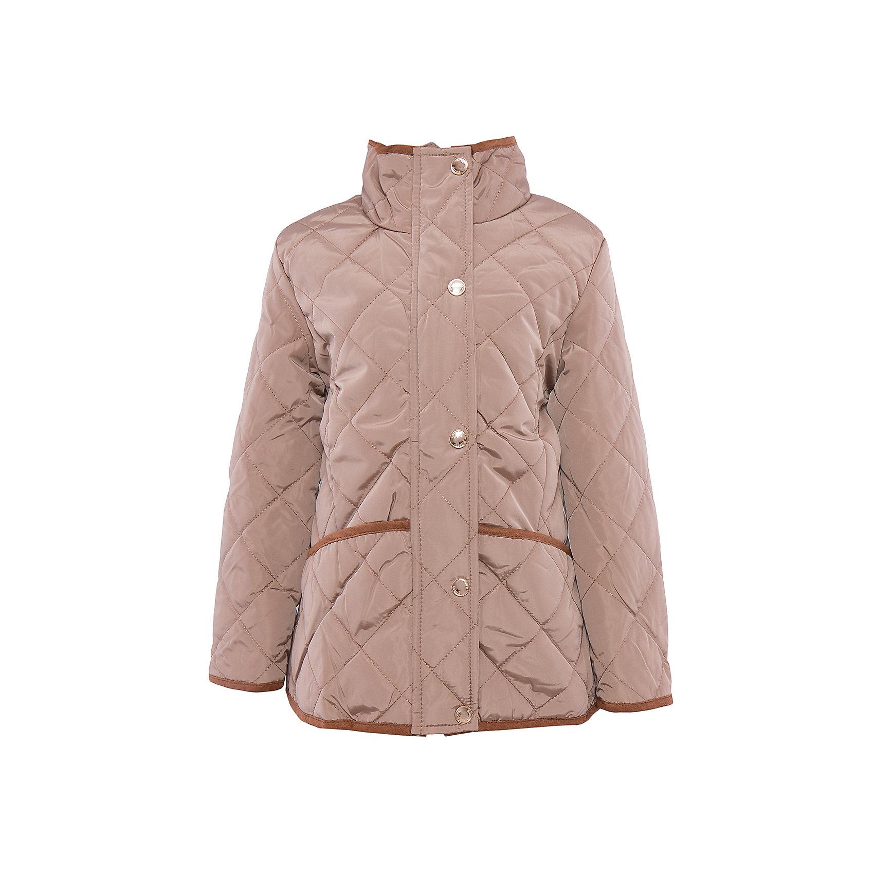 Куртка для девочки Sweet BerryДемисезонные куртки<br>Куртка для девочки.<br><br>Температурный режим: до -5 градусов. Степень утепления – низкая. <br><br>* Температурный режим указан приблизительно — необходимо, прежде всего, ориентироваться на ощущения ребенка. Температурный режим работает в случае соблюдения правила многослойности – использования флисовой поддевы и термобелья.<br><br>Такая модель куртки для девочки отличается модным дизайном. Удачный крой обеспечит ребенку комфорт и тепло. Наполнитель и подкладка делаею вещь идеальной для прохладной погоды. Она плотно прилегает к телу там, где нужно, и отлично сидит по фигуре. Есть вместительные карманы.<br>Одежда от бренда Sweet Berry - это простой и выгодный способ одеть ребенка удобно и стильно. Всё изделия тщательно проработаны: швы - прочные, материал - качественный, фурнитура - подобранная специально для детей. <br><br>Дополнительная информация:<br><br>цвет: бежевый;<br>материал: верх, подкладка, наполнитель - 100% полиэстер;<br>застежка: молния;<br>карманы.<br><br>Куртку для девочки от бренда Sweet Berry можно купить в нашем интернет-магазине.<br><br>Ширина мм: 356<br>Глубина мм: 10<br>Высота мм: 245<br>Вес г: 519<br>Цвет: бежевый<br>Возраст от месяцев: 24<br>Возраст до месяцев: 36<br>Пол: Женский<br>Возраст: Детский<br>Размер: 98,104,110,116,122,128<br>SKU: 4931395
