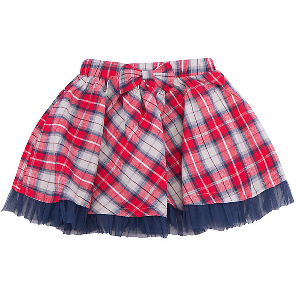 Юбка для девочки Sweet BerryЮбки<br>Эта юбка отличается модным дизайном с нижней юбкой из сетки.. Удачный крой обеспечит ребенку комфорт и тепло. Плотный материал делает вещь идеальной для разной погоды. Она хорошо прилегает к телу там, где нужно, и отлично сидит на ребенке. Натуральный хлопок обеспечит коже возможность дышать и не вызовет аллергии. На поясе юбки - симпатичный бант.<br>Одежда от бренда Sweet Berry - это простой и выгодный способ одеть ребенка удобно и стильно. Всё изделия тщательно проработаны: швы - прочные, материал - качественный, фурнитура - подобранная специально для детей.<br><br>Дополнительная информация:<br><br>цвет: клетка;<br>состав: верх - 100% хлопок, низ - 100% полиэстер;<br>на поясе - бант.<br><br>Юбку для девочки от бренда Sweet Berry можно купить в нашем интернет-магазине.<br><br>Ширина мм: 207<br>Глубина мм: 10<br>Высота мм: 189<br>Вес г: 183<br>Цвет: красный<br>Возраст от месяцев: 24<br>Возраст до месяцев: 36<br>Пол: Женский<br>Возраст: Детский<br>Размер: 98,104,128,122,116,110<br>SKU: 4931504