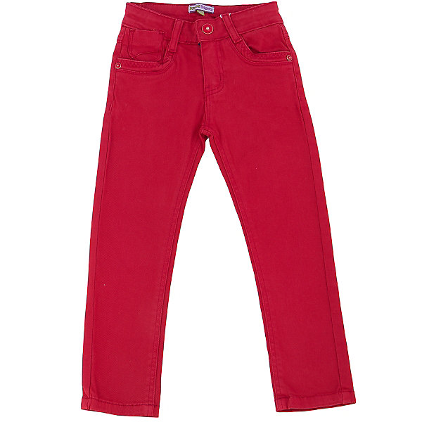 Брюки для девочки Sweet BerryБрюки<br>Такая модель брюк для девочки отличается модным дизайном и ярким цветом. Удачный крой обеспечит ребенку комфорт и тепло, удобный пояс с внутренней резинкой на пуговицах позволяет регулировать размер. Вещь плотно прилегает к телу там, где нужно, и отлично сидит по фигуре. Брюки станут отличной базовой вещью для гардероба. Натуральный хлопок в составе материала обеспечит коже возможность дышать и не вызовет аллергии.<br>Одежда от бренда Sweet Berry - это простой и выгодный способ одеть ребенка удобно и стильно. Всё изделия тщательно проработаны: швы - прочные, материал - качественный, фурнитура - подобранная специально для детей. <br><br>Дополнительная информация:<br><br>цвет: красный;<br>пояс регулируется внутренней резинкой на пуговицах;<br>материал: 98% хлопок, 2% эластан;<br>застежка на пуговицу и молнию.<br><br>Брюки для девочки от бренда Sweet Berry можно купить в нашем интернет-магазине.<br><br>Ширина мм: 215<br>Глубина мм: 88<br>Высота мм: 191<br>Вес г: 336<br>Цвет: красный<br>Возраст от месяцев: 24<br>Возраст до месяцев: 36<br>Пол: Женский<br>Возраст: Детский<br>Размер: 98,104,128,122,116,110<br>SKU: 4931518