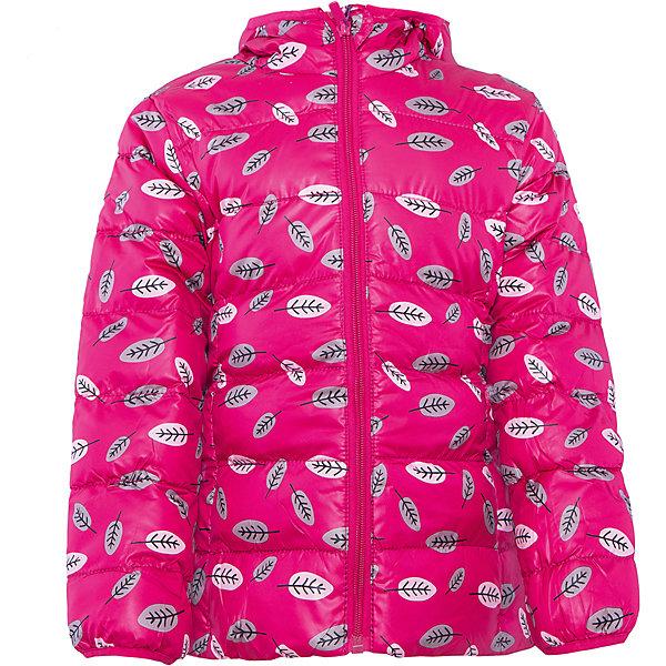 Куртка для девочки Sweet BerryДемисезонные куртки<br>Такая модель куртки для девочки отличается модным дизайном. Удачный крой обеспечит ребенку комфорт и тепло. Легкая подкладка делает вещь идеальной для прохладной погоды. Она плотно прилегает к телу там, где нужно, и отлично сидит по фигуре. Декорирована модель серебристым принтом.<br>Одежда от бренда Sweet Berry - это простой и выгодный способ одеть ребенка удобно и стильно. Всё изделия тщательно проработаны: швы - прочные, материал - качественный, фурнитура - подобранная специально для детей. <br><br>Дополнительная информация:<br><br>цвет: розовый;<br>капюшон;<br>материал: верх, подкладка, наполнитель - 100% полиэстер;<br>застежка: молния;<br>принт.<br><br>Куртку для девочки от бренда Sweet Berry можно купить в нашем интернет-магазине.<br>Ширина мм: 356; Глубина мм: 10; Высота мм: 245; Вес г: 519; Цвет: розовый; Возраст от месяцев: 24; Возраст до месяцев: 36; Пол: Женский; Возраст: Детский; Размер: 98,104,128,122,116,110; SKU: 4931525;