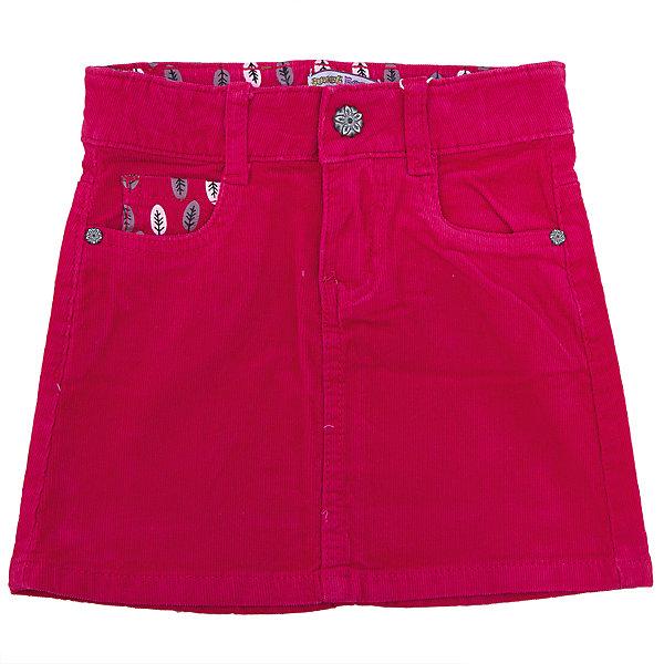 Юбка для девочки Sweet BerryЮбки<br>Эта юбка отличается модным дизайном. Удачный крой обеспечит ребенку комфорт и тепло. Плотный материал делает вещь идеальной для разной погоды. Она хорошо прилегает к телу там, где нужно, и отлично сидит на ребенке. Натуральный хлопок обеспечит коже возможность дышать и не вызовет аллергии. Застежка на пуговицу и молнию. Пояс регулируется внутренней резинкой.<br>Одежда от бренда Sweet Berry - это простой и выгодный способ одеть ребенка удобно и стильно. Всё изделия тщательно проработаны: швы - прочные, материал - качественный, фурнитура - подобранная специально для детей.<br><br>Дополнительная информация:<br><br>цвет: розовый;<br>состав: 98% хлопок, 2% эластан;<br>застежка на пуговицу и молнию;<br>пояс регулируется внутренней резинкой.<br><br>Юбку для девочки от бренда Sweet Berry можно купить в нашем интернет-магазине.<br><br>Ширина мм: 207<br>Глубина мм: 10<br>Высота мм: 189<br>Вес г: 183<br>Цвет: розовый<br>Возраст от месяцев: 36<br>Возраст до месяцев: 48<br>Пол: Женский<br>Возраст: Детский<br>Размер: 104,98,128,122,116,110<br>SKU: 4931581