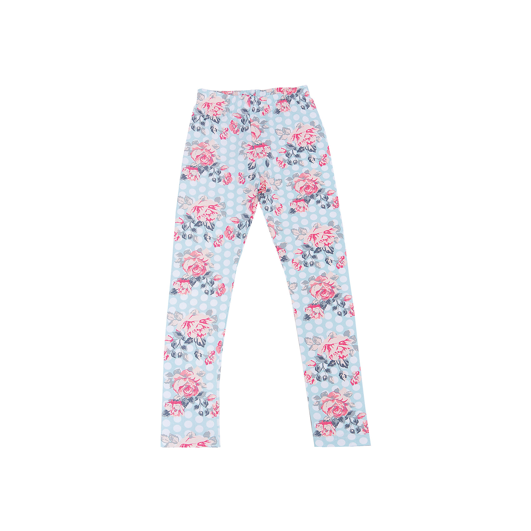Леггинсы для девочки Sweet BerryЛеггинсы<br>Леггинсы – удобная одежда для дома или занятий спортом. Приятный материал обеспечивает комфорт на протяжении всего времени ношения вещи. Модный принт в цветок– отличительная особенность модели. Пояс выполнен из внутренней резинки. Леггинсы не имеют твердых вставок, поэтому подходят в качестве варианта одежды для сна. Нежный цвет подойдет ко многим детским вещам. Материалы, использованные при изготовлении одежды, полностью безопасны для детей и отвечают всем требованиям по качеству продукции данной категории.<br><br>Дополнительная информация: <br><br>пояс на резинке;<br>модный принт;<br>прямой крой;<br>цвет: голубой;<br>материал: хлопок 95%, эластан 5%.<br><br>Леггинсы для девочки от компании Sweet Berry можно приобрести в нашем магазине.<br><br>Ширина мм: 123<br>Глубина мм: 10<br>Высота мм: 149<br>Вес г: 209<br>Цвет: голубой<br>Возраст от месяцев: 84<br>Возраст до месяцев: 96<br>Пол: Женский<br>Возраст: Детский<br>Размер: 128,98,104,110,116,122<br>SKU: 4931953