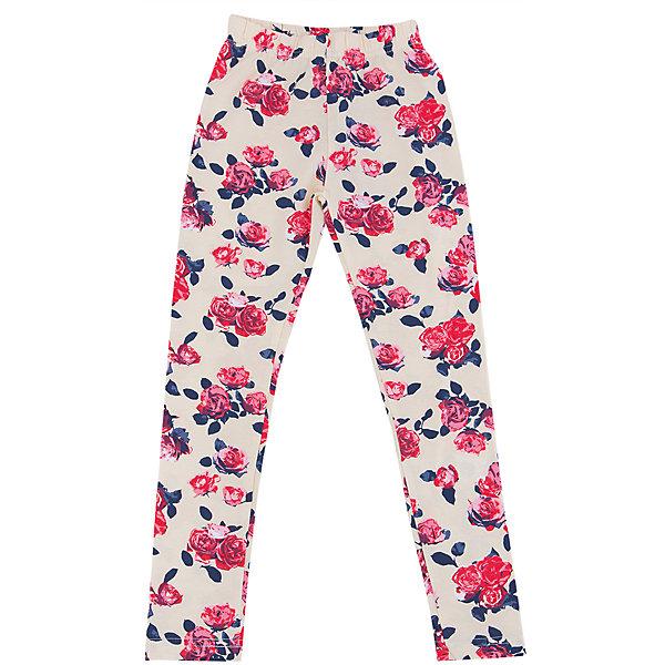 Леггинсы для девочки Sweet BerryЛеггинсы<br>Леггинсы – удобная одежда для дома или занятий спортом. Приятный материал обеспечивает комфорт на протяжении всего времени ношения вещи. Модный принт в цветок– отличительная особенность модели. Пояс выполнен из внутренней резинки. Леггинсы не имеют твердых вставок, поэтому подходят в качестве варианта одежды для сна. Нежный цвет подойдет ко многим детским вещам. Материалы, использованные при изготовлении одежды, полностью безопасны для детей и отвечают всем требованиям по качеству продукции данной категории.<br><br>Дополнительная информация: <br><br>пояс на резинке;<br>модный принт;<br>прямой крой;<br>цвет: бежевый;<br>материал: хлопок 95%, эластан 5%.<br><br>Леггинсы для девочки от компании Sweet Berry можно приобрести в нашем магазине.<br><br>Ширина мм: 123<br>Глубина мм: 10<br>Высота мм: 149<br>Вес г: 209<br>Цвет: бежевый<br>Возраст от месяцев: 48<br>Возраст до месяцев: 60<br>Пол: Женский<br>Возраст: Детский<br>Размер: 110,116,104,98,128,122<br>SKU: 4931985