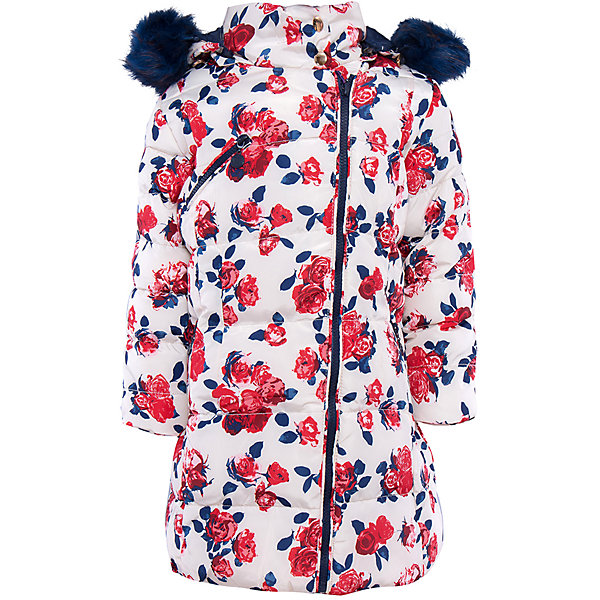 Пальто для девочки Sweet BerryВерхняя одежда<br>Такая модель пальто для девочки отличается модным дизайном. <br><br>Температурный режим: до -5 градусов. Степень утепления – низкая. <br><br>* Температурный режим указан приблизительно — необходимо, прежде всего, ориентироваться на ощущения ребенка. Температурный режим работает в случае соблюдения правила многослойности – использования флисовой поддевы и термобелья.<br><br>Удачный крой обеспечит ребенку комфорт и тепло. Флисовая подкладка делает вещь идеальной для прохладной погоды. Она плотно прилегает к телу там, где нужно, и отлично сидит по фигуре. Декорирована модель опушкой на капюшоне и цветочным принтом.<br>Одежда от бренда Sweet Berry - это простой и выгодный способ одеть ребенка удобно и стильно. Всё изделия тщательно проработаны: швы - прочные, материал - качественный, фурнитура - подобранная специально для детей. <br><br>Дополнительная информация:<br><br>цвет: бежевый;<br>капюшон с опушкой;<br>материал: верх, подкладка, наполнитель - 100% полиэстер;<br>застежка: молния;<br>принт.<br><br>Пальто для девочки от бренда Sweet Berry можно купить в нашем интернет-магазине.<br>Ширина мм: 356; Глубина мм: 10; Высота мм: 245; Вес г: 519; Цвет: бежевый; Возраст от месяцев: 24; Возраст до месяцев: 36; Пол: Женский; Возраст: Детский; Размер: 98,104,110,116,122,128; SKU: 4932103;