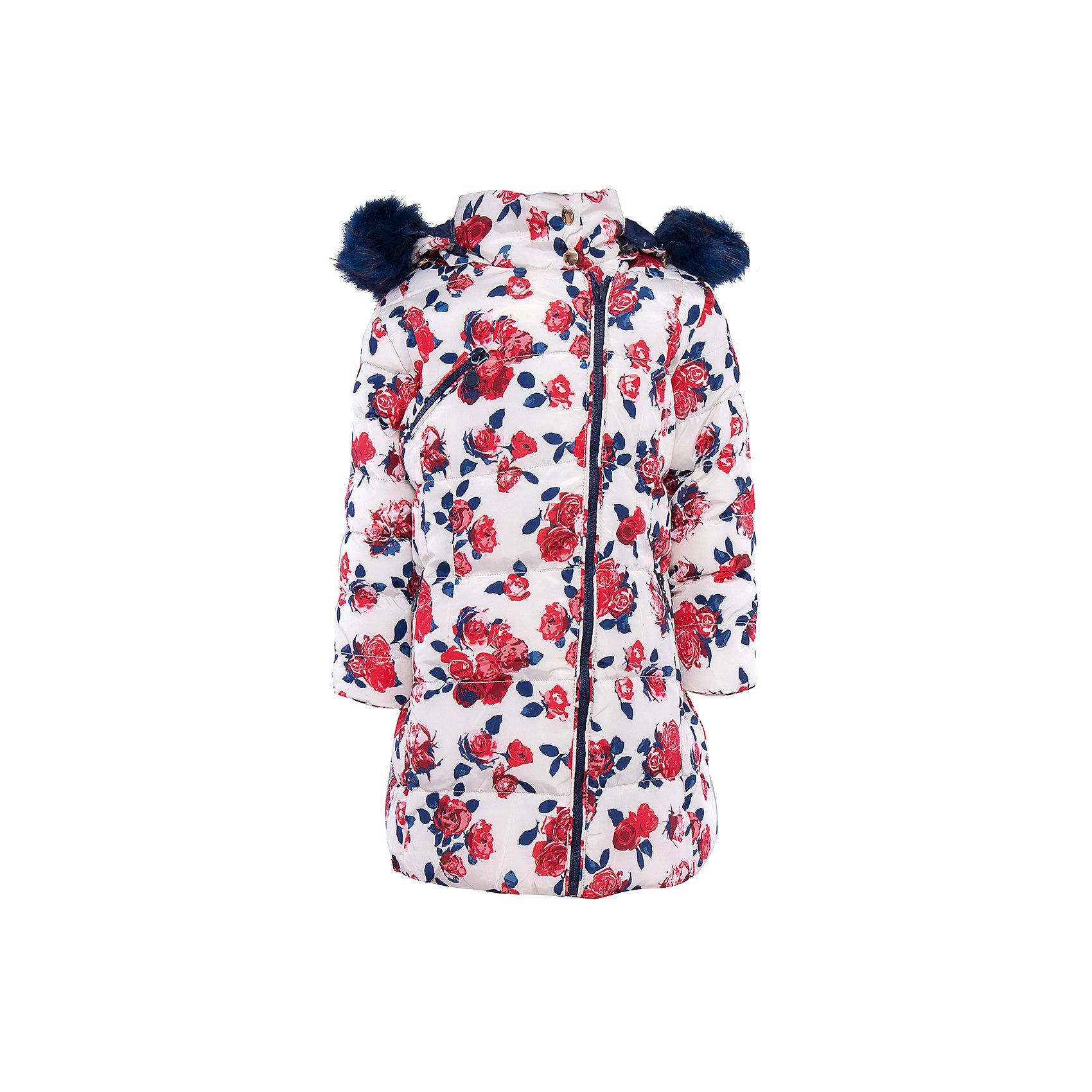 Пальто для девочки Sweet BerryТакая модель пальто для девочки отличается модным дизайном. <br><br>Температурный режим: до -5 градусов. Степень утепления – низкая. <br><br>* Температурный режим указан приблизительно — необходимо, прежде всего, ориентироваться на ощущения ребенка. Температурный режим работает в случае соблюдения правила многослойности – использования флисовой поддевы и термобелья.<br><br>Удачный крой обеспечит ребенку комфорт и тепло. Флисовая подкладка делает вещь идеальной для прохладной погоды. Она плотно прилегает к телу там, где нужно, и отлично сидит по фигуре. Декорирована модель опушкой на капюшоне и цветочным принтом.<br>Одежда от бренда Sweet Berry - это простой и выгодный способ одеть ребенка удобно и стильно. Всё изделия тщательно проработаны: швы - прочные, материал - качественный, фурнитура - подобранная специально для детей. <br><br>Дополнительная информация:<br><br>цвет: бежевый;<br>капюшон с опушкой;<br>материал: верх, подкладка, наполнитель - 100% полиэстер;<br>застежка: молния;<br>принт.<br><br>Пальто для девочки от бренда Sweet Berry можно купить в нашем интернет-магазине.<br><br>Ширина мм: 356<br>Глубина мм: 10<br>Высота мм: 245<br>Вес г: 519<br>Цвет: бежевый<br>Возраст от месяцев: 24<br>Возраст до месяцев: 36<br>Пол: Женский<br>Возраст: Детский<br>Размер: 104,110,116,122,98,128<br>SKU: 4932103