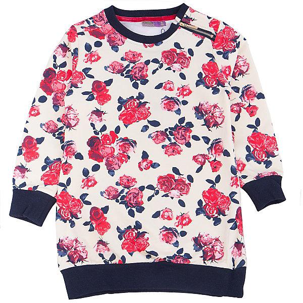 Платье для девочки Sweet BerryОсенне-зимние платья и сарафаны<br>Такое платье отличается модным дизайном с цветочным принтом. Удачный крой обеспечит ребенку комфорт и тепло. Плотный материал делает вещь идеальной для прохладной погоды. Она хорошо прилегает к телу там, где нужно, и отлично сидит по фигуре. Натуральный хлопок обеспечит коже возможность дышать и не вызовет аллергии.<br>Одежда от бренда Sweet Berry - это простой и выгодный способ одеть ребенка удобно и стильно. Всё изделия тщательно проработаны: швы - прочные, материал - качественный, фурнитура - подобранная специально для детей.<br><br>Дополнительная информация:<br><br>цвет: бежевый;<br>состав: 95% хлопок, 5% эластан;<br>декорировано принтом и функциональной молнией на плече.<br><br>Платье для девочки от бренда Sweet Berry можно купить в нашем интернет-магазине.<br><br>Ширина мм: 236<br>Глубина мм: 16<br>Высота мм: 184<br>Вес г: 177<br>Цвет: бежевый<br>Возраст от месяцев: 24<br>Возраст до месяцев: 36<br>Пол: Женский<br>Возраст: Детский<br>Размер: 98,104,110,116,122,128<br>SKU: 4932159